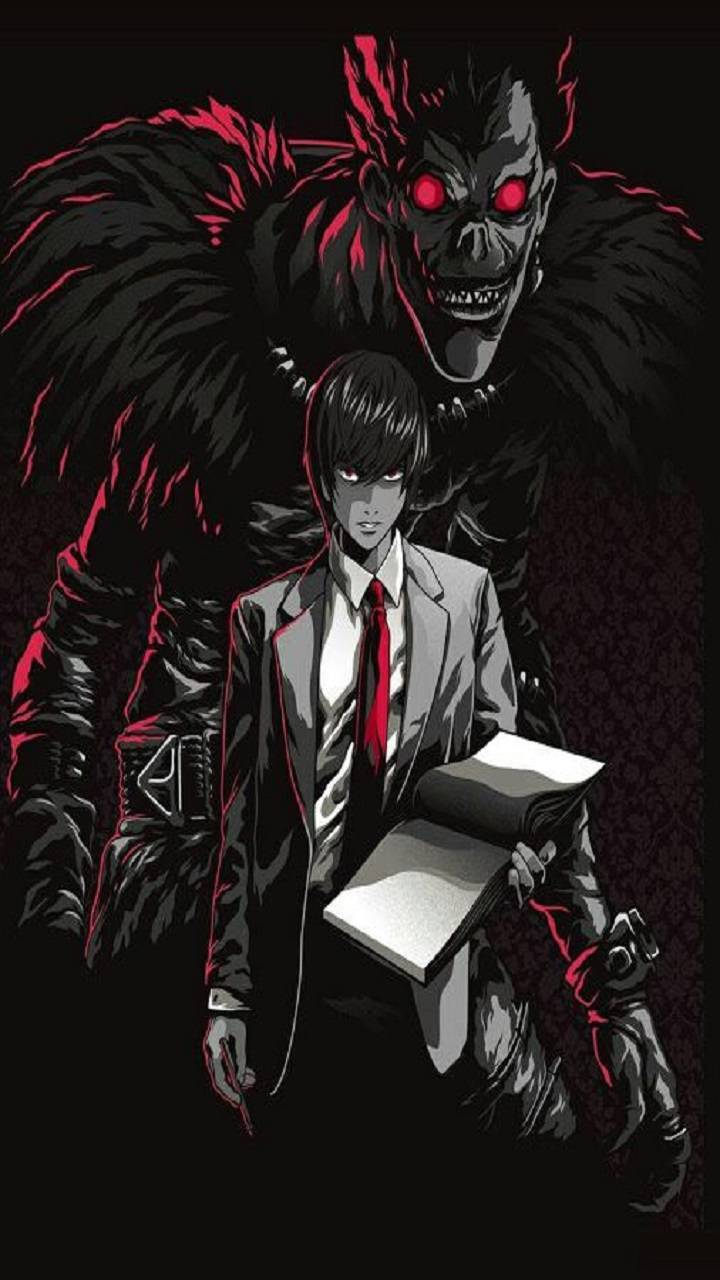 Ryuk Death Note Wallpapers - Wallpaper Cave
