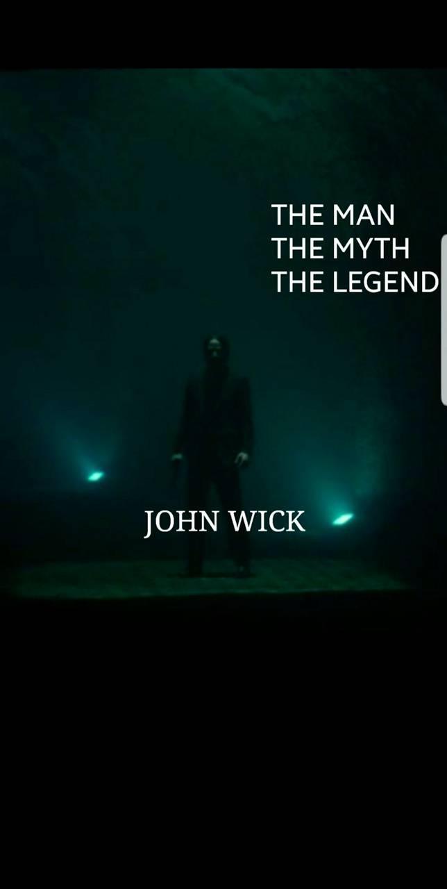 john wick baba yaga