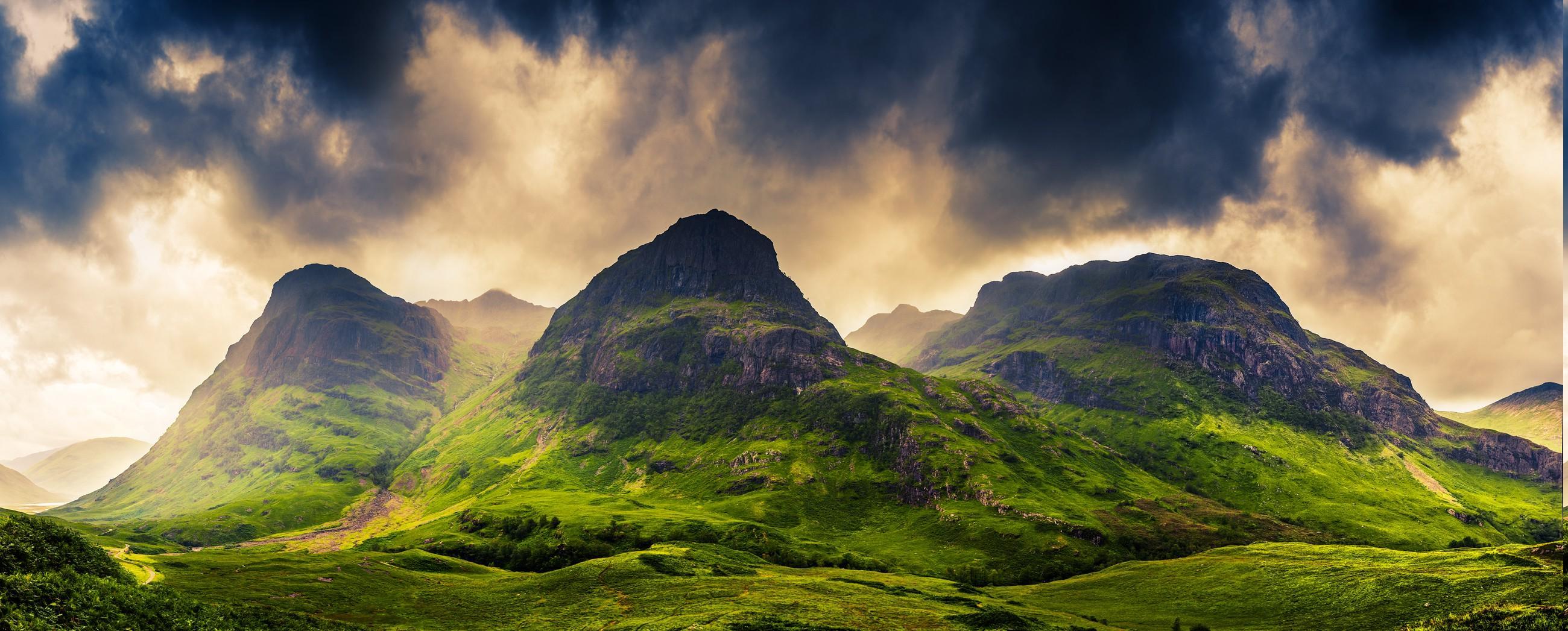 Scottish Highlands Wallpapers Wallpaper Cave
