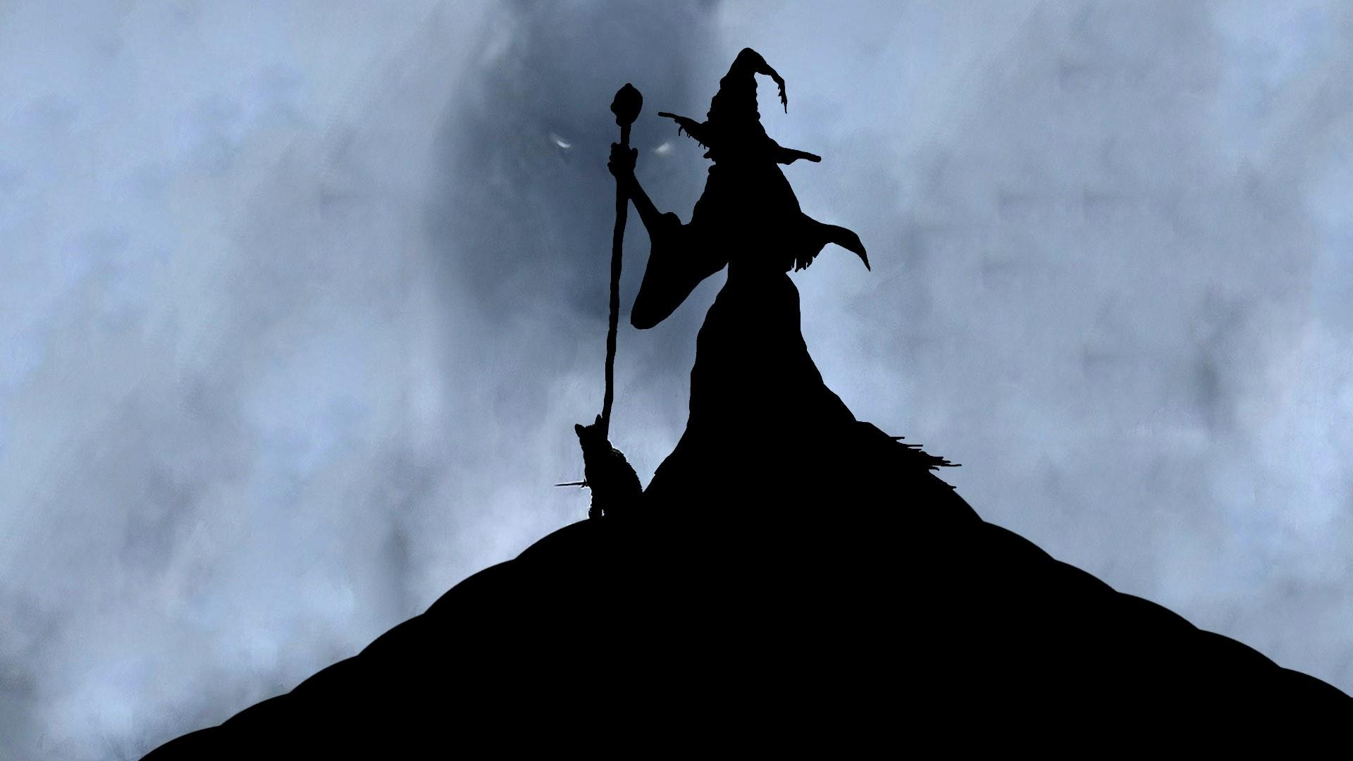 Witch Halloween Wallpapers Wallpaper Cave