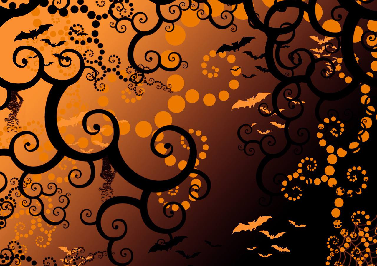 45 Spooky and Fun Halloween Wallpapers