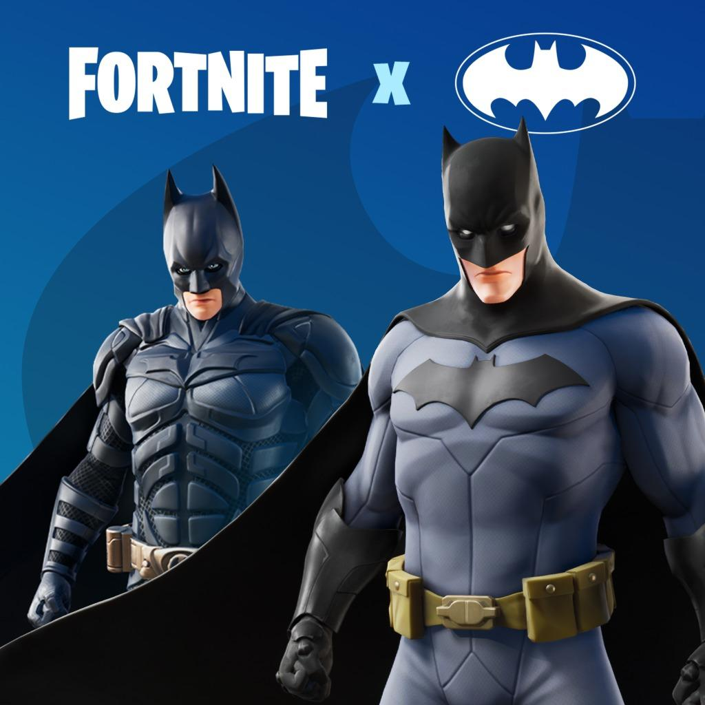 The Dark Knight Movie Outfit Fortnite Wallpapers Wallpaper Cave