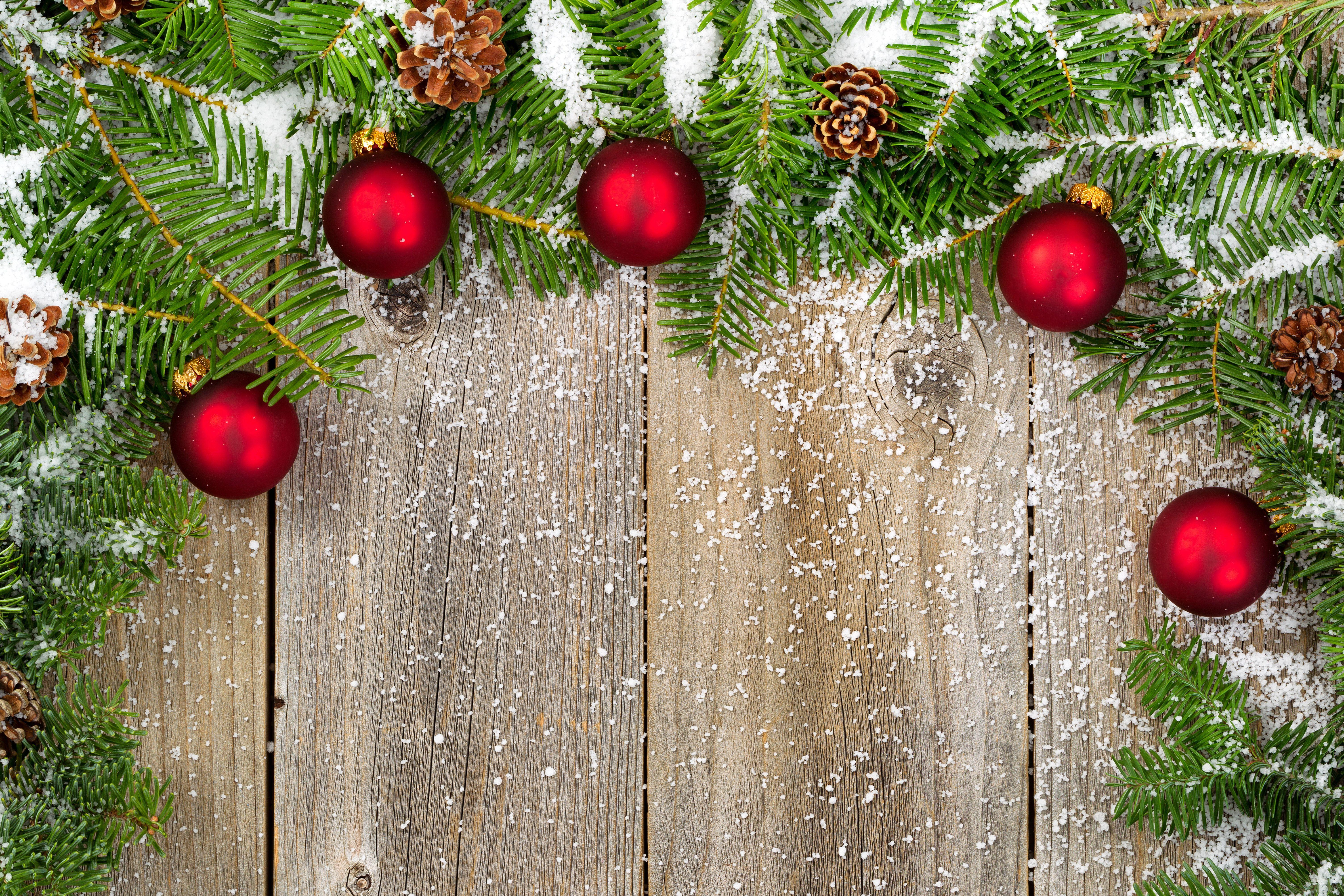 Rustic Christmas Wallpapers