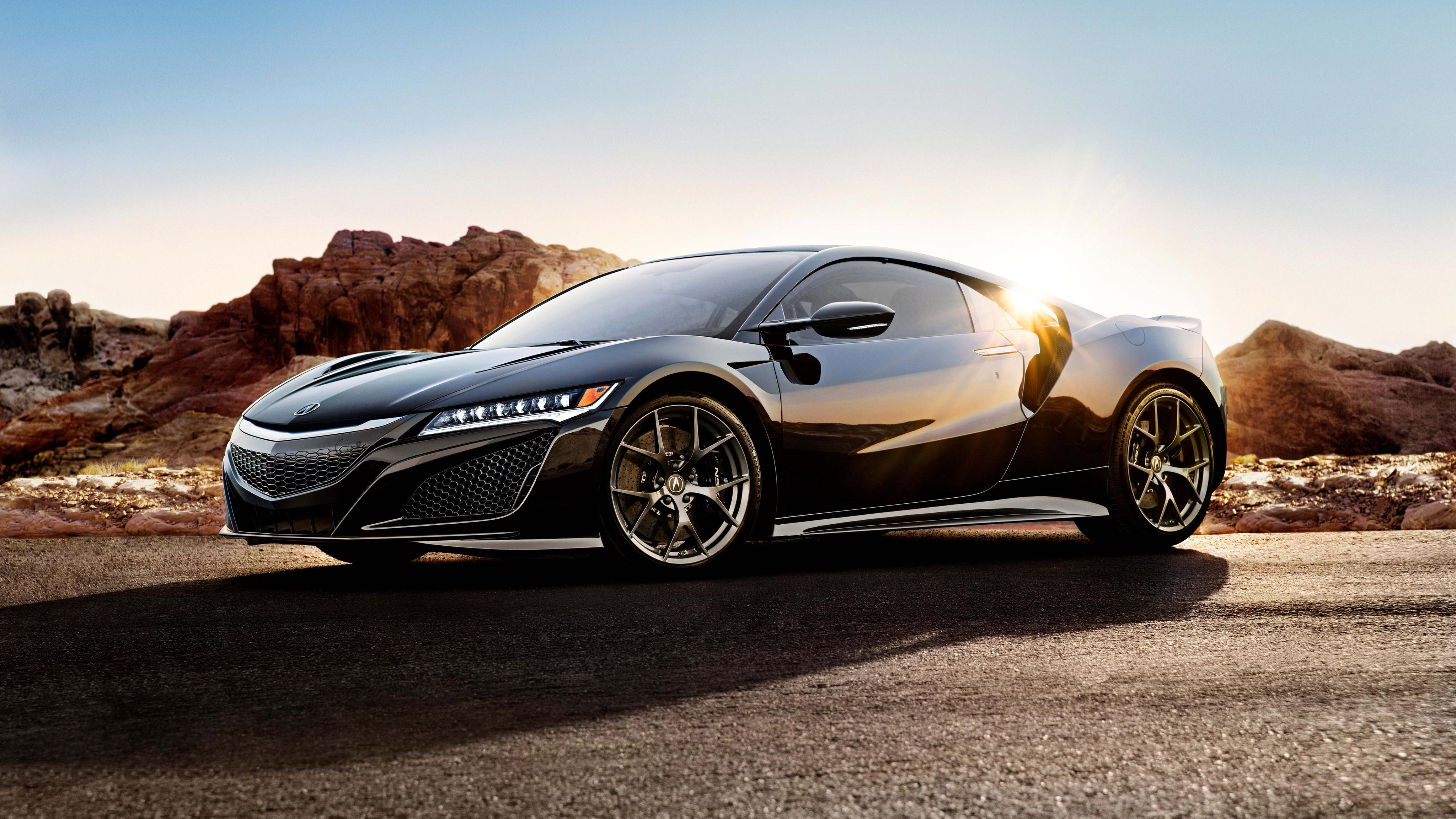 Acura Nsx Car Wallpapers Wallpaper Cave