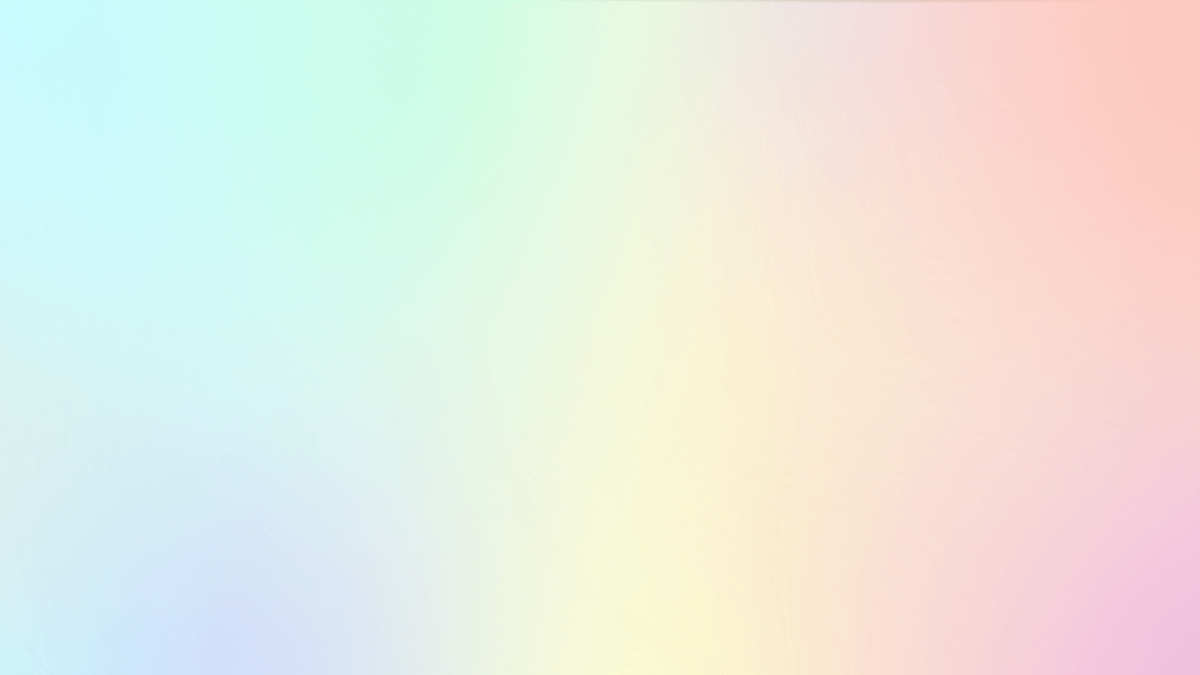 Rainbow Pastel Wallpapers Wallpaper Cave