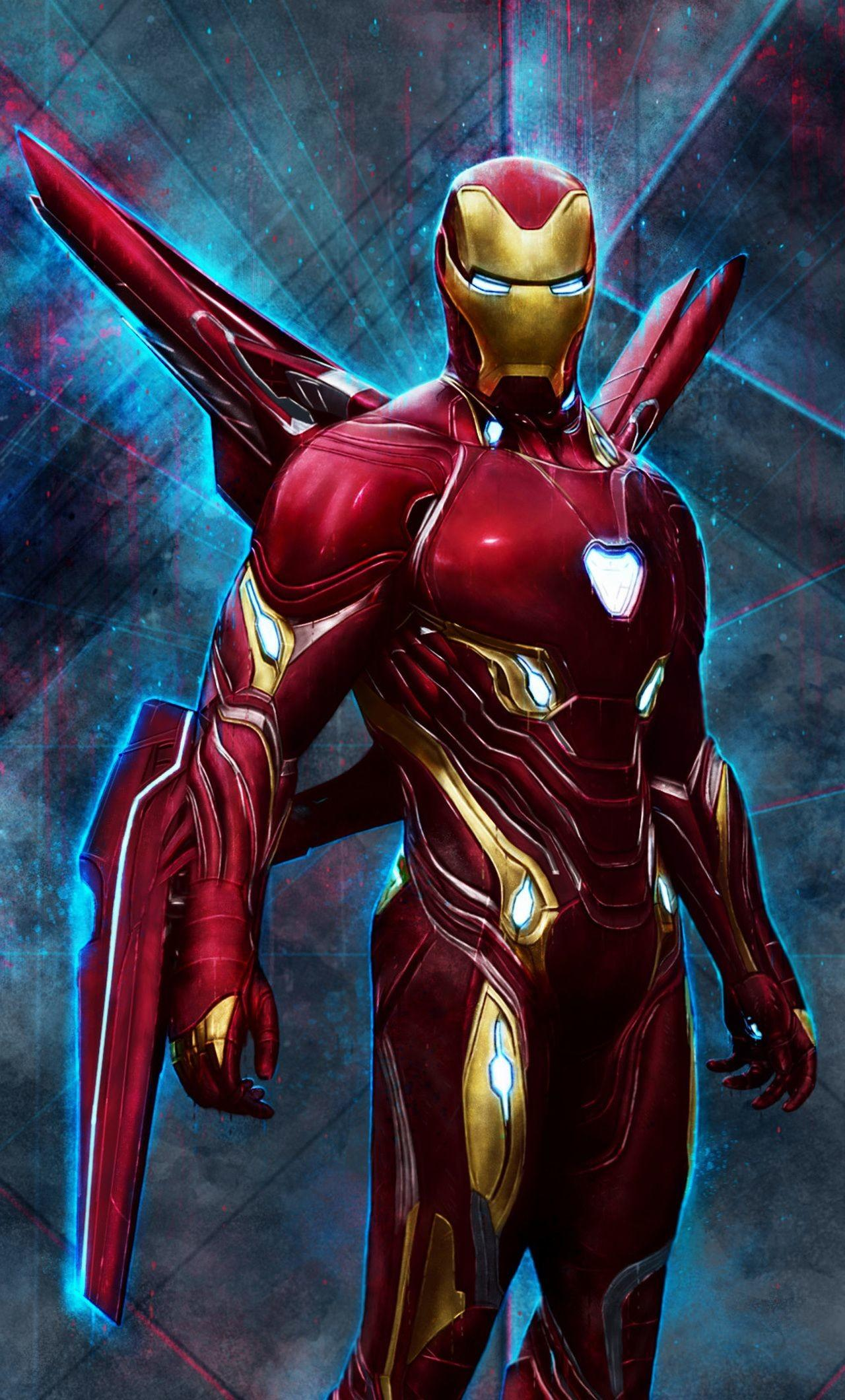 Iron Man Iphone Hd Wallpapers Wallpaper Cave
