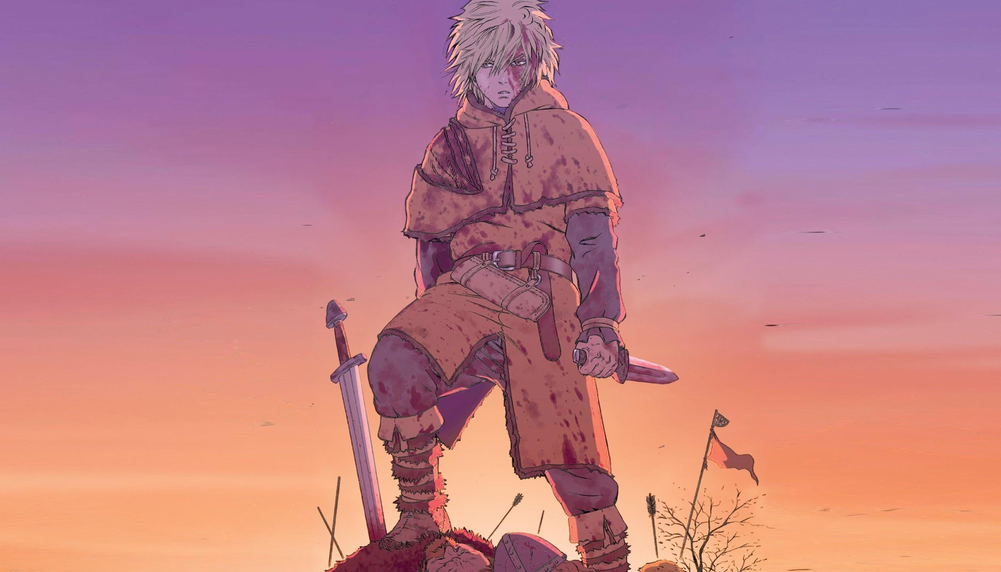 Thorfinn Wallpapers Wallpaper Cave