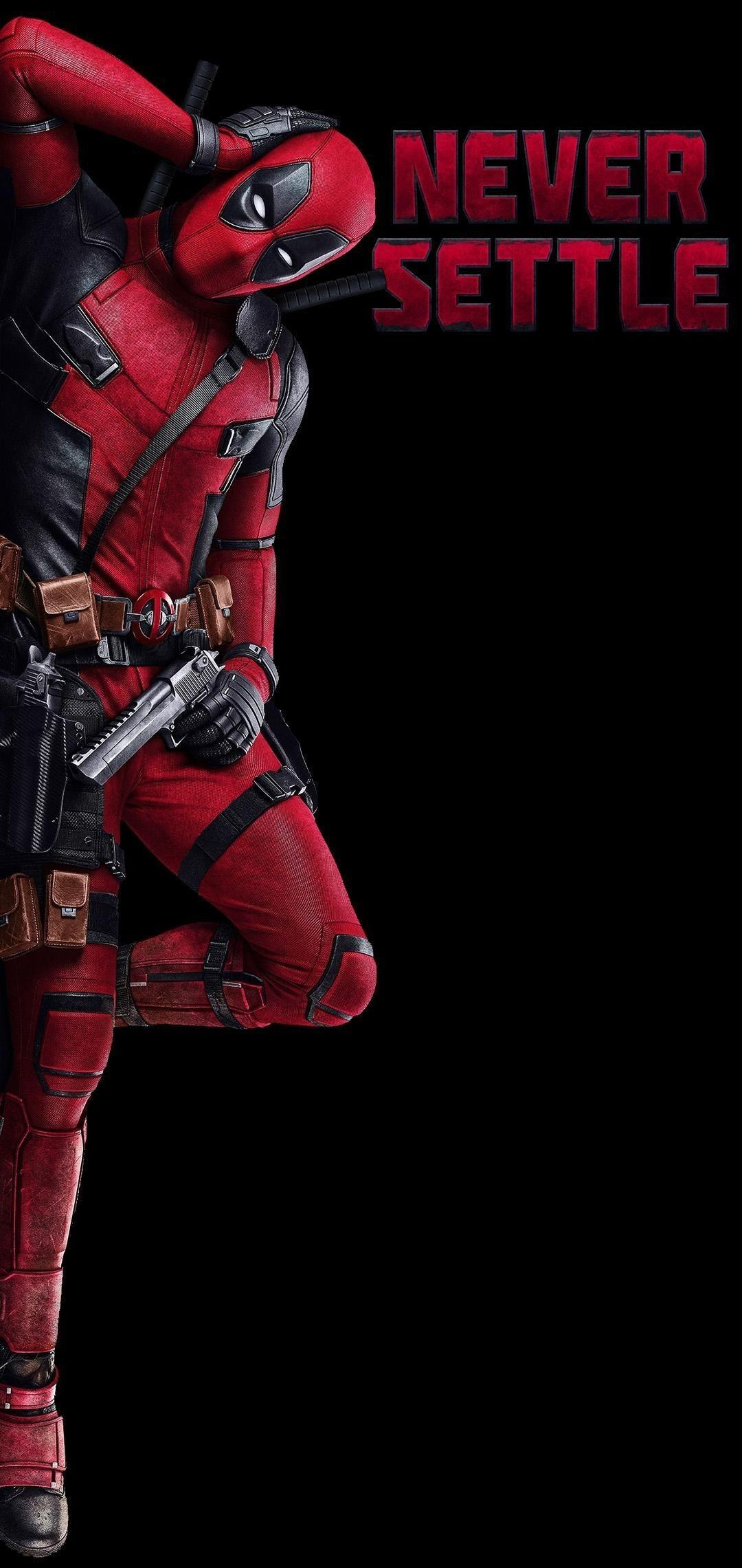 Deadpool Mobile 4k Wallpapers Wallpaper Cave