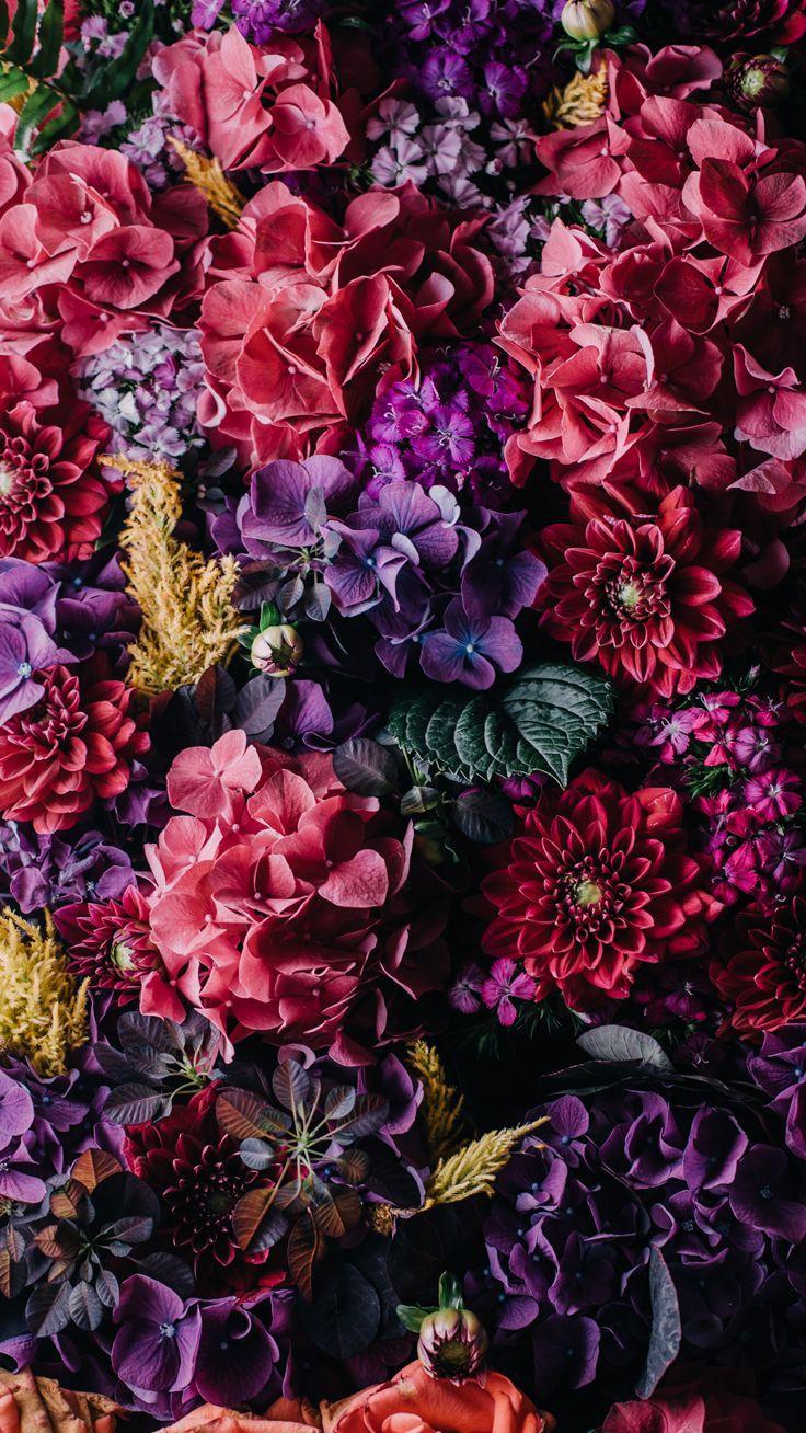 Flower Vintage Wallpapers Wallpaper Cave