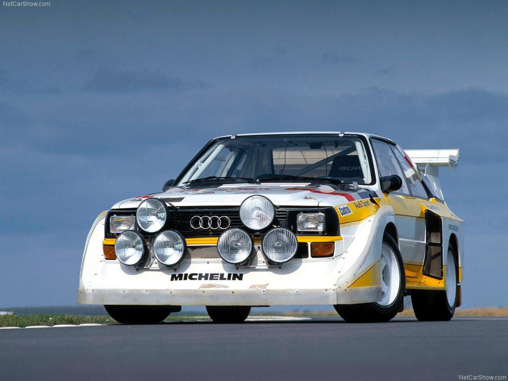 Audi Rally Wallpapers Wallpaper Cave