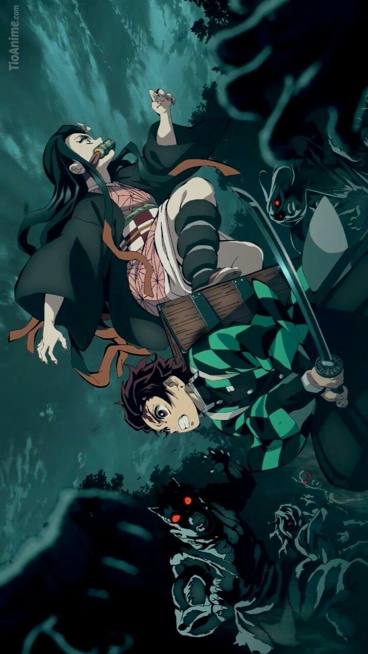 Demon Slayer Kimetsu No Yaiba Hd Wallpapers Wallpaper Cave