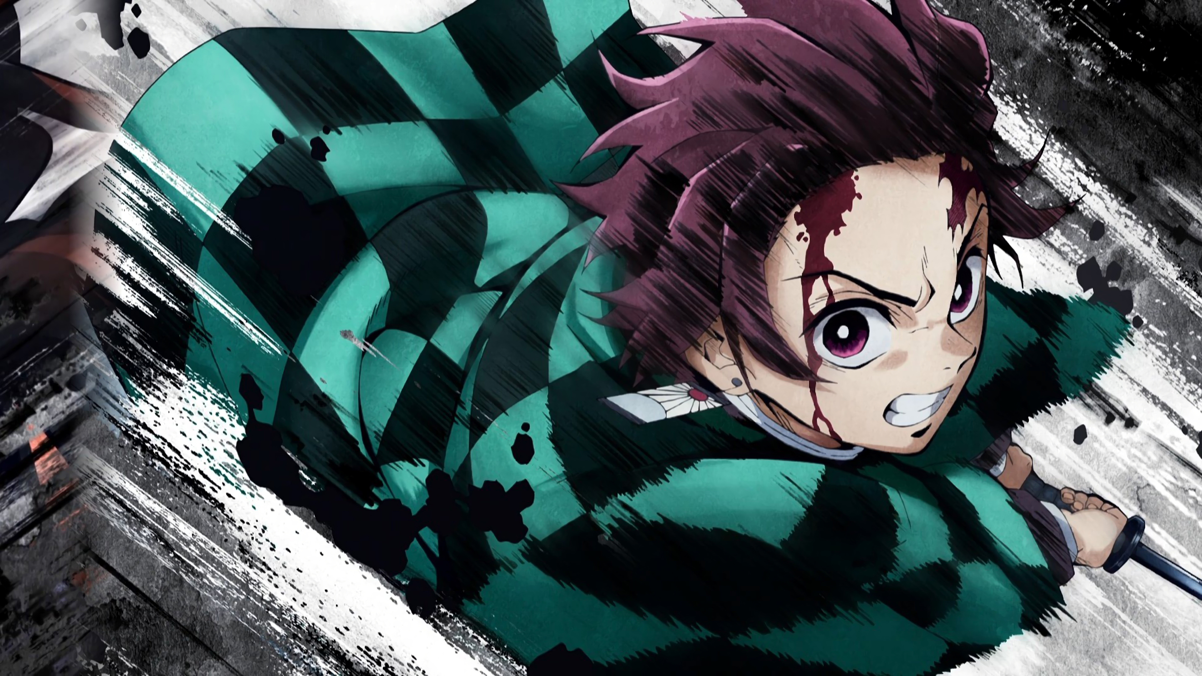 Tanjirou Kamado Kimetsu No Yaiba 4K Wallpapers