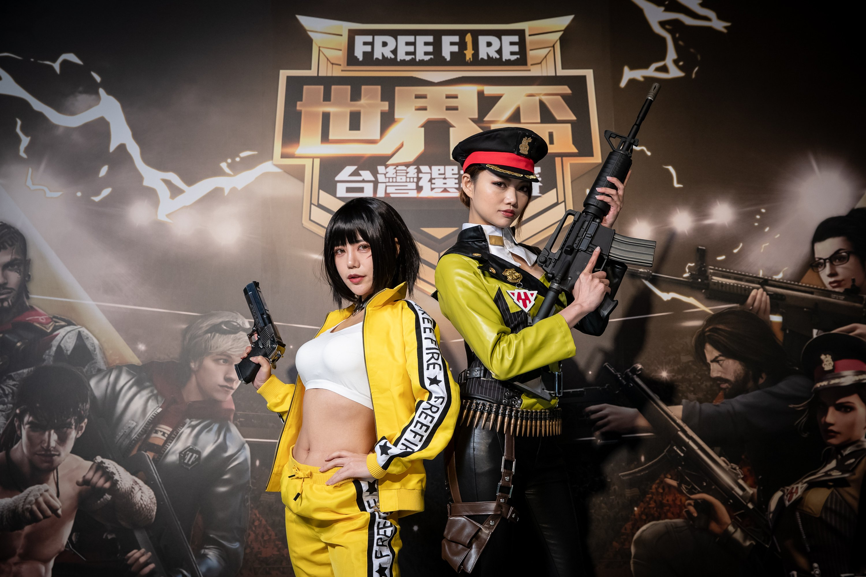 Garena Free Fire Hd Wallpapers Wallpaper Cave