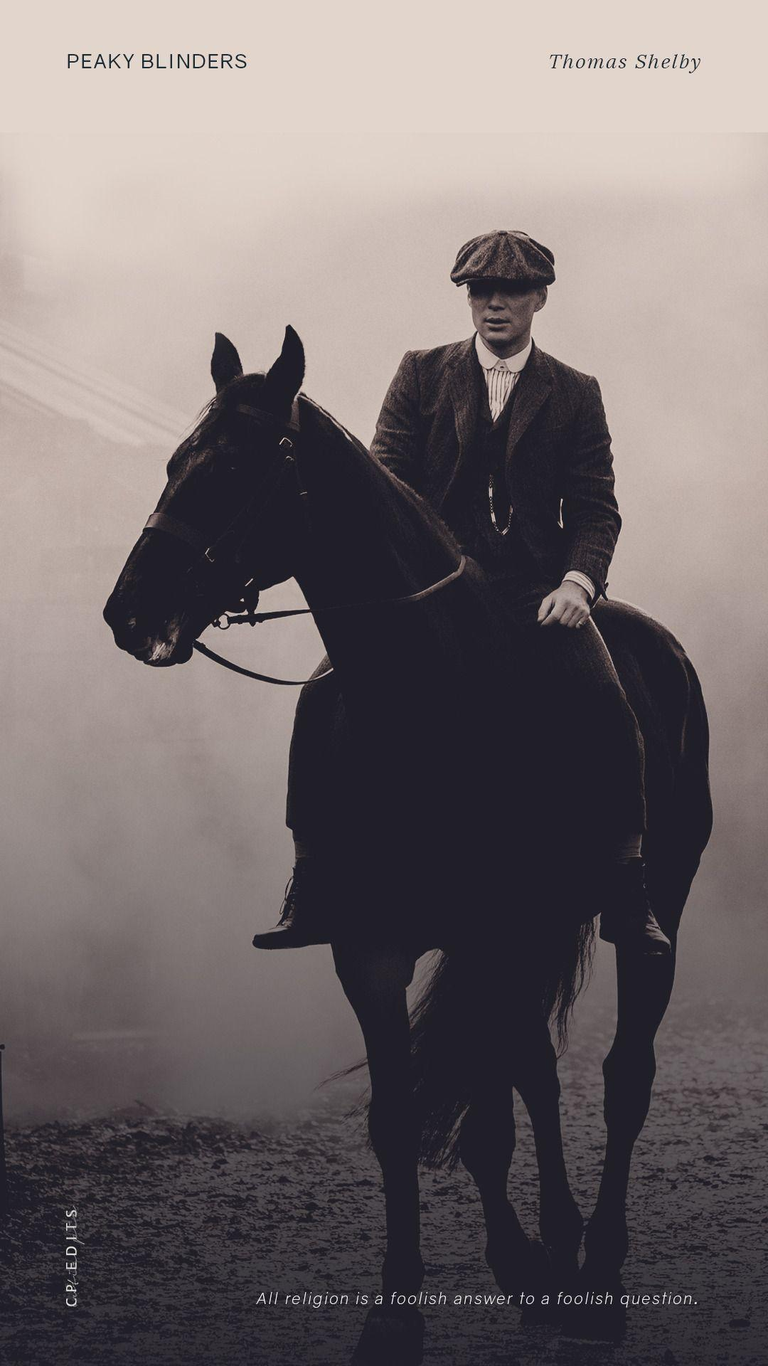 Thomas Shelby HD Phone Wallpapers - Wallpaper Cave