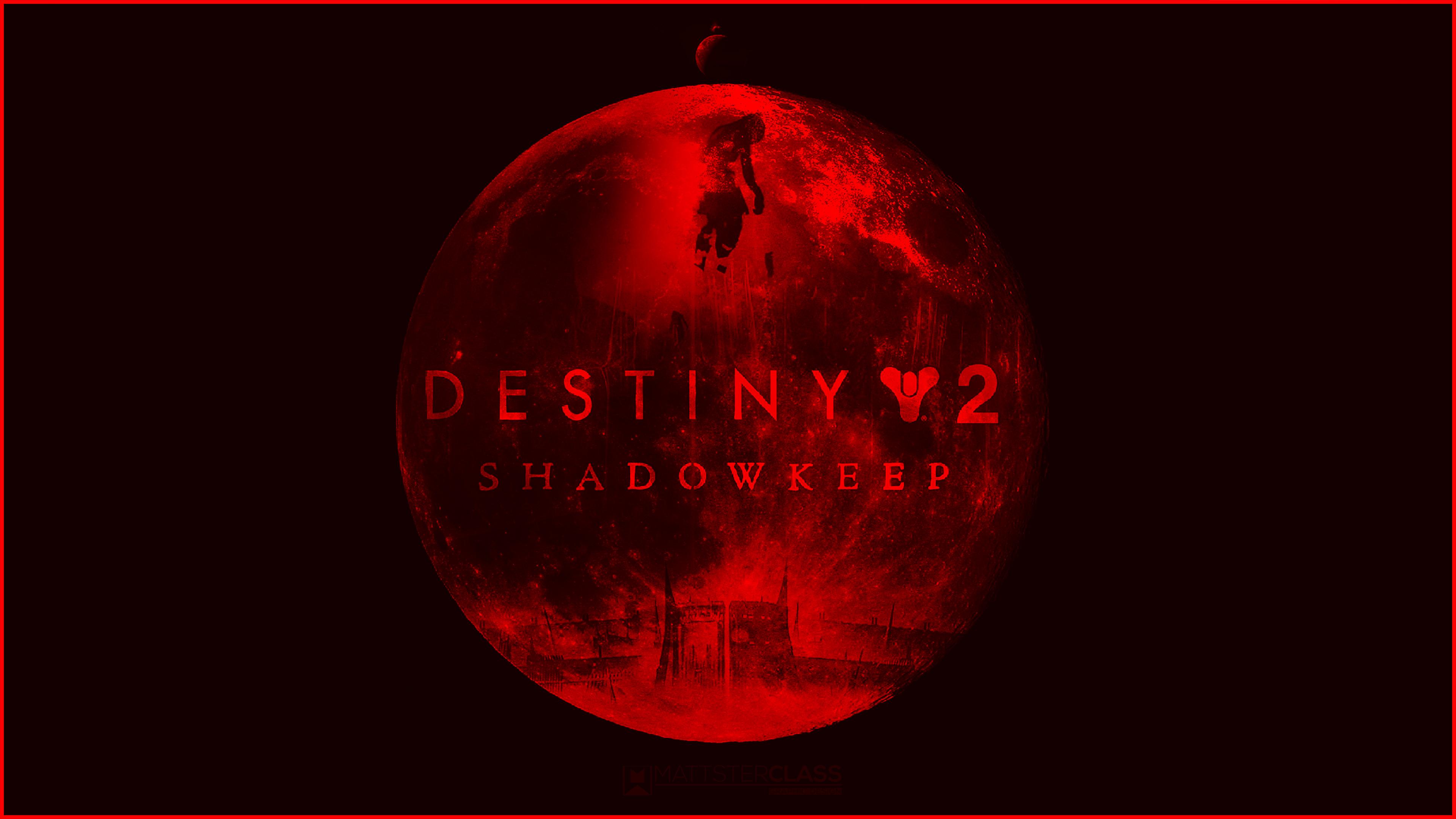 Destiny 2 Shadowkeep Wallpapers Wallpaper Cave