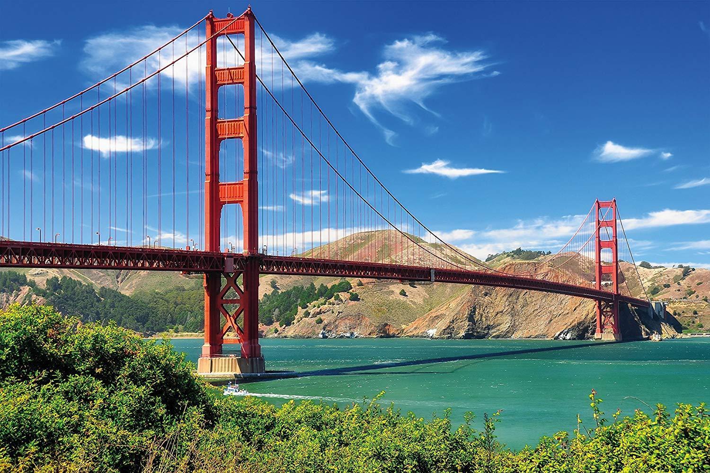 Golden Gate Bridge Landscape Wallpapers - Wallpaper Cave