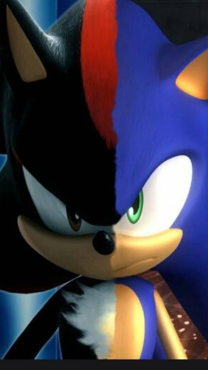 Sonic And Shadow Wallpapers Wallpaper Cave