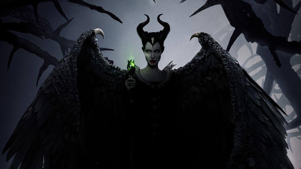 Maleficent Mistress Of Evil Angelina Jolie Wallpapers