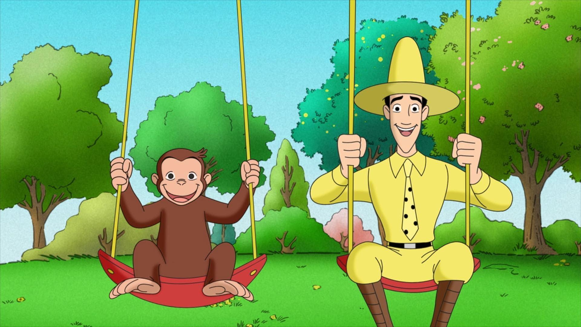Curious George Background 7