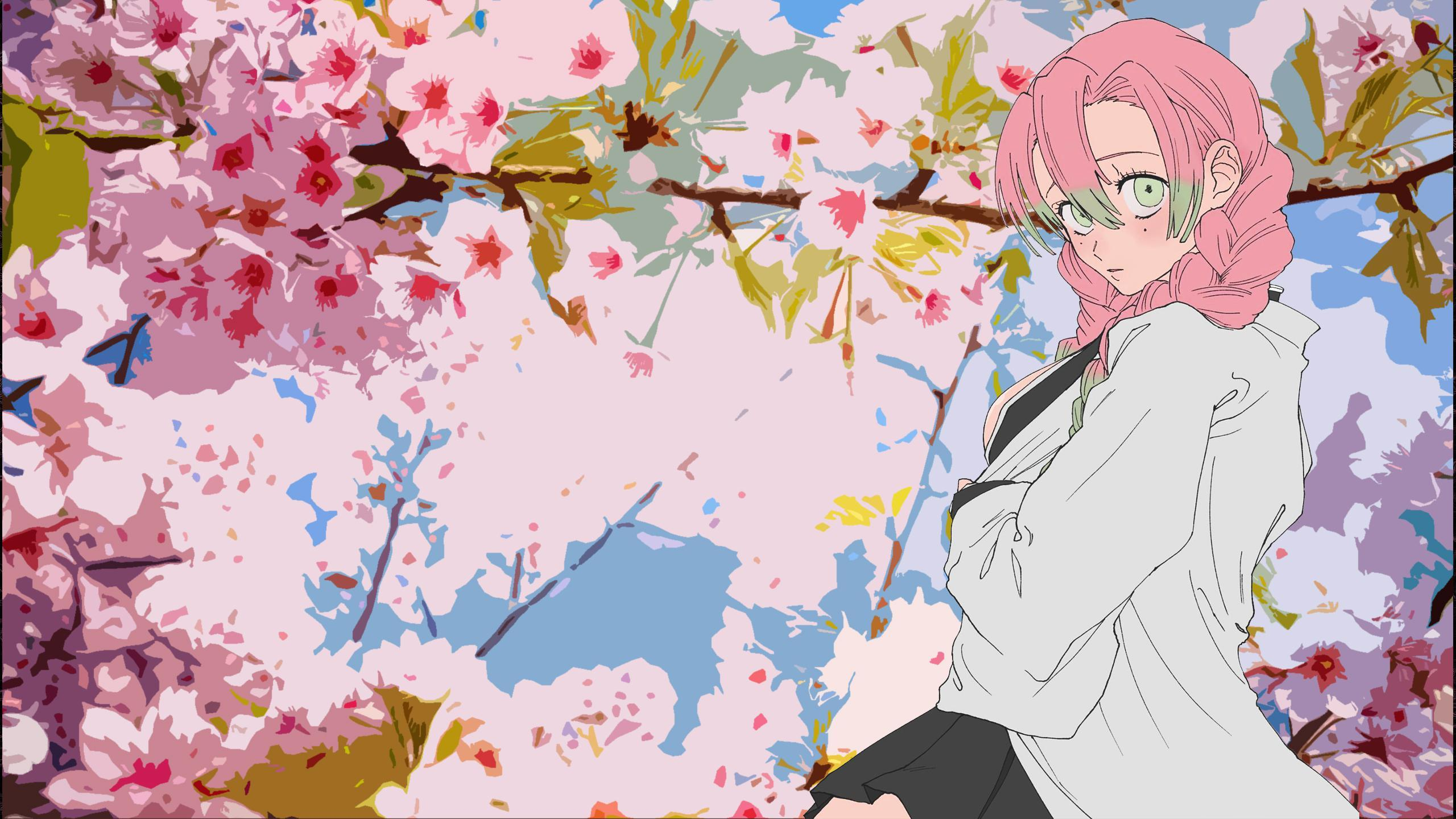 Mitsuri Kanroji Hd Wallpapers Wallpaper Cave Browse millions of popular anime wallpapers and ringtones on zedge and personalize your phone to suit you. mitsuri kanroji hd wallpapers