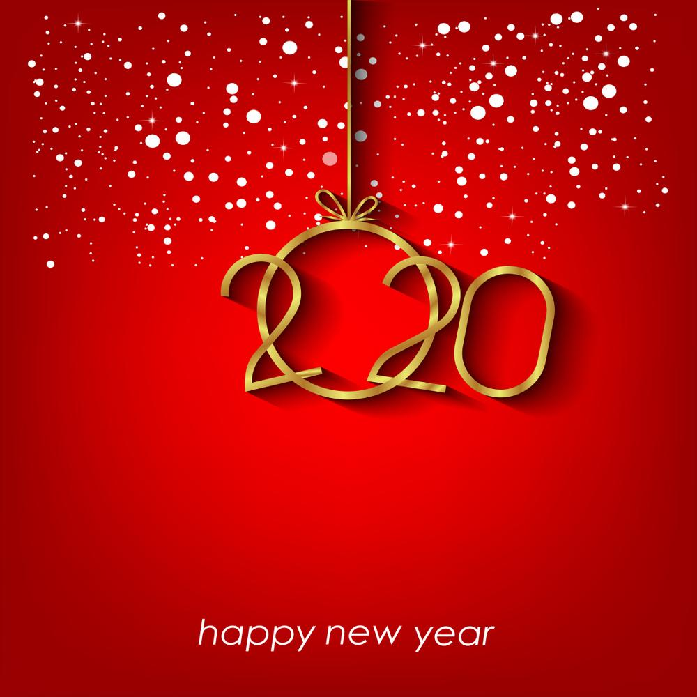 New Year 2020 Wallpapers Wallpaper Cave