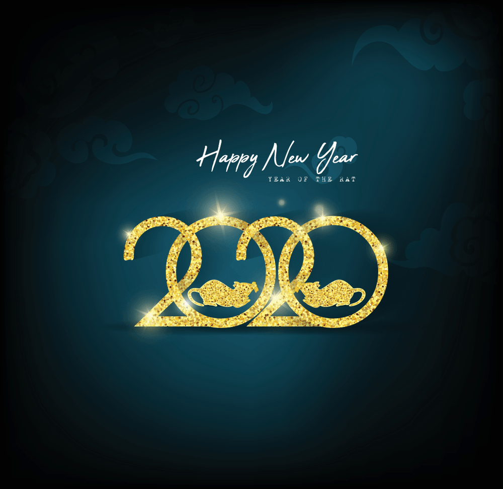 New Year 2020 Wallpapers - Wallpaper Cave