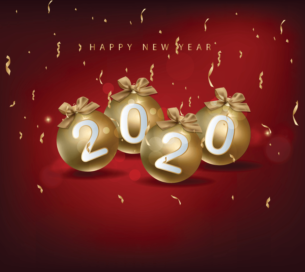 Happy New Year 2020 Wallpapers - Wallpaper Cave