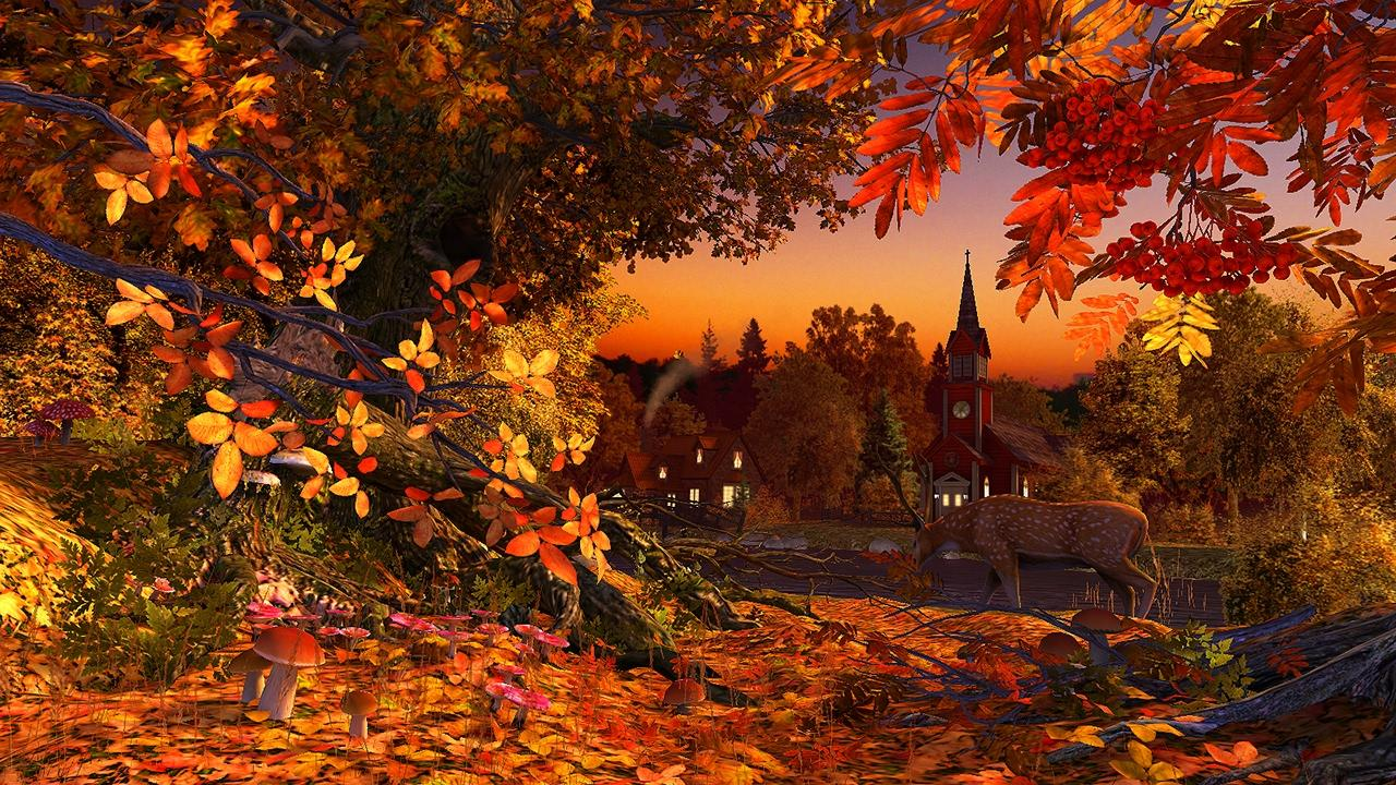 Cozy Hd Autumn Wallpapers Wallpaper Cave