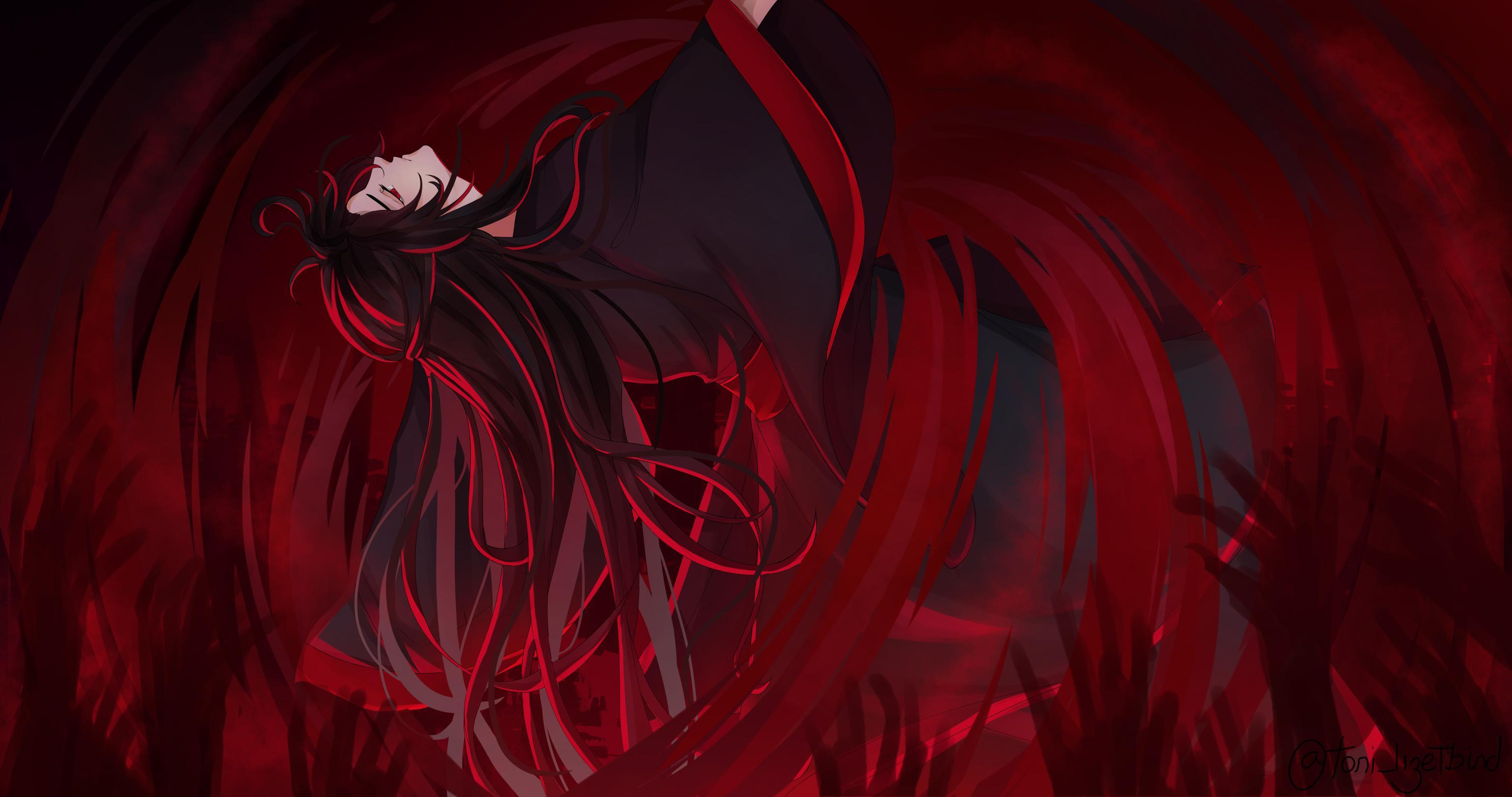 Wei Wuxian Wallpapers Wallpaper Cave