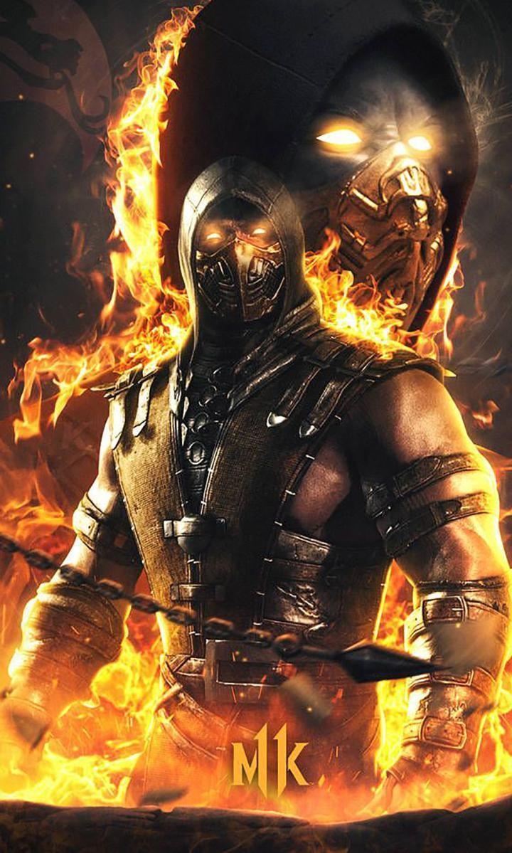 Mk11 Characters Android Wallpapers Wallpaper Cave