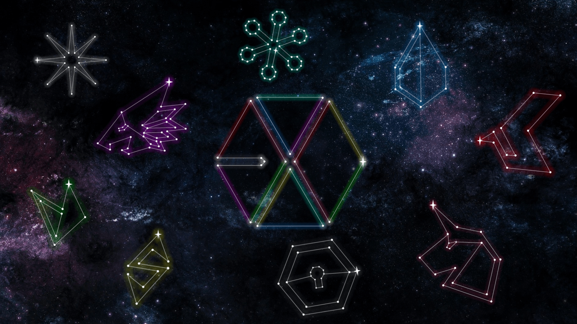 exo pc wallpapers