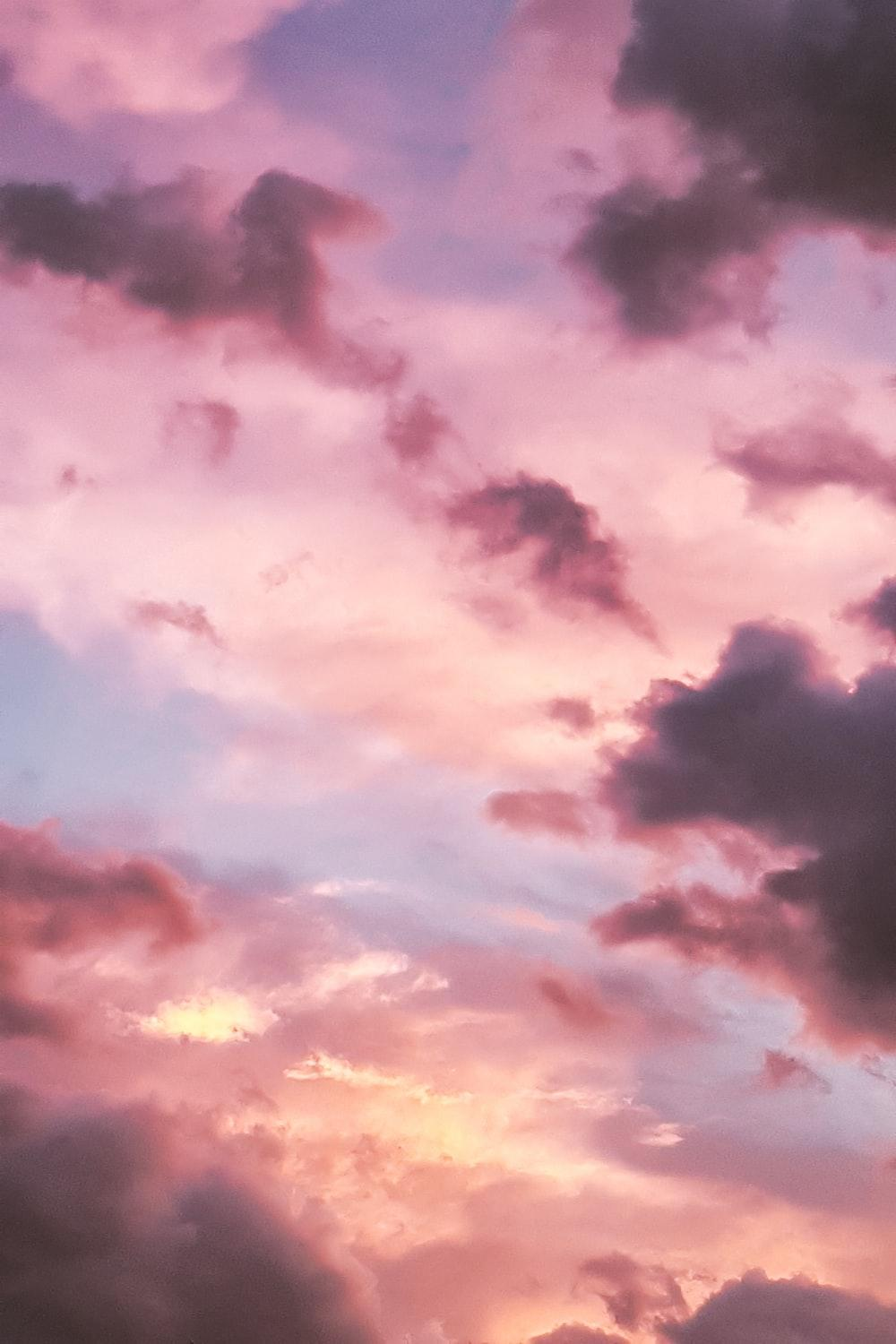 500+ Pink Sky Pictures