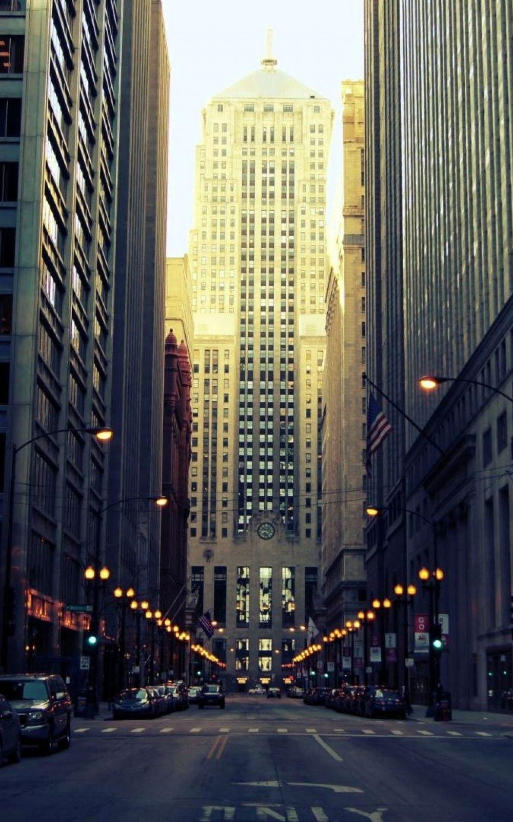 Downtown Chicago Wallpapers - Wallpaper Cave