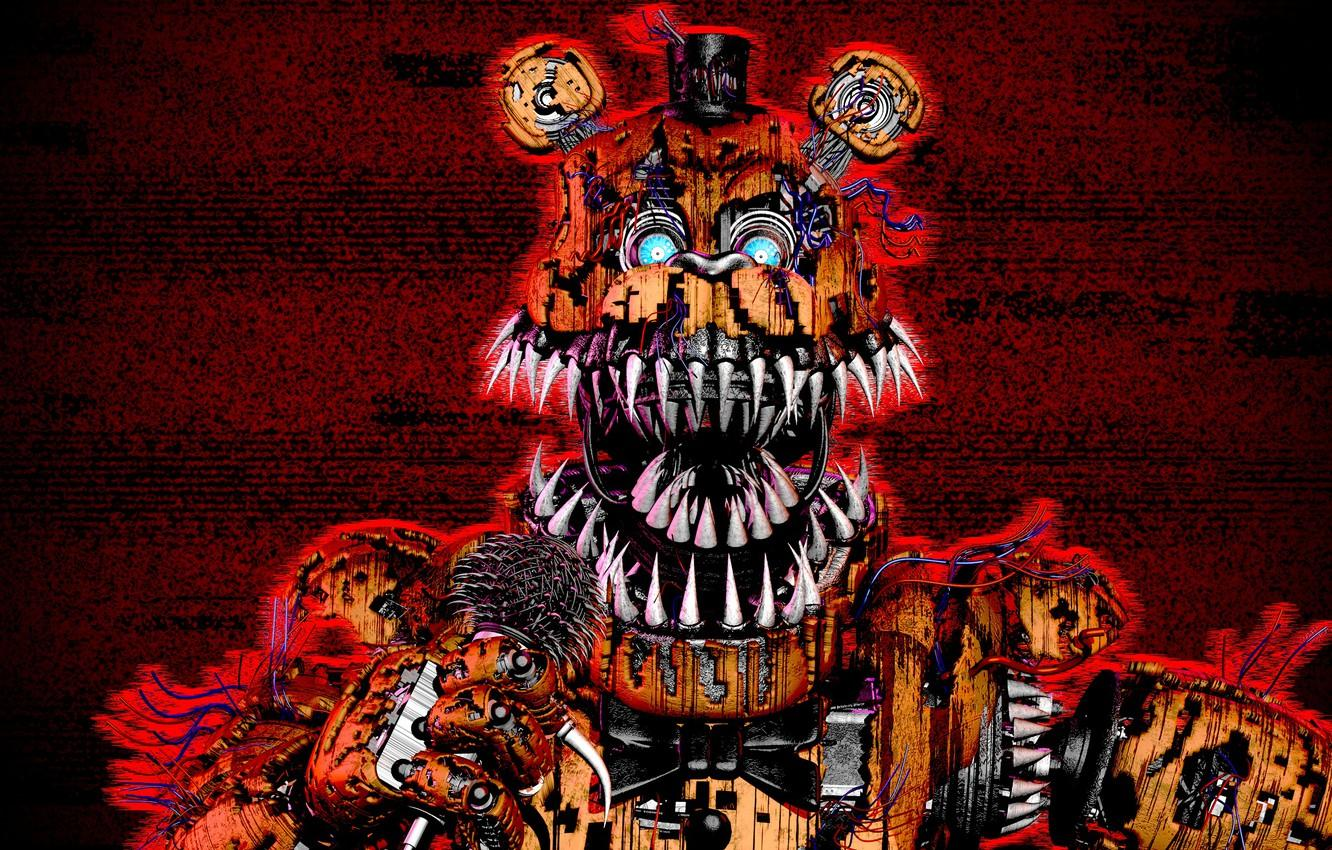 Five Nights Of Freddy's Wallpapers   Wallpaper Cave