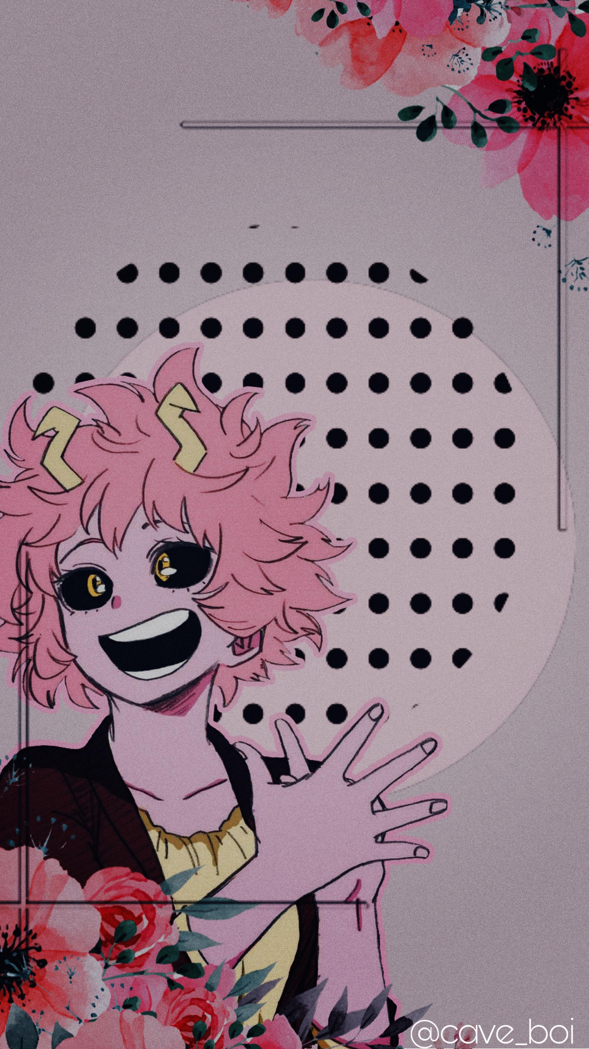 Ashido Aesthetic Wallpapers Wallpaper Cave