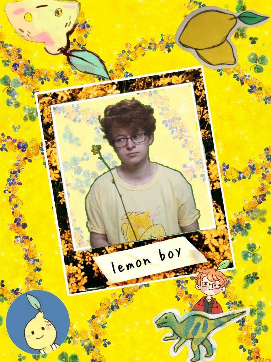 Cavetown Lemon Boy Wallpapers Wallpaper Cave