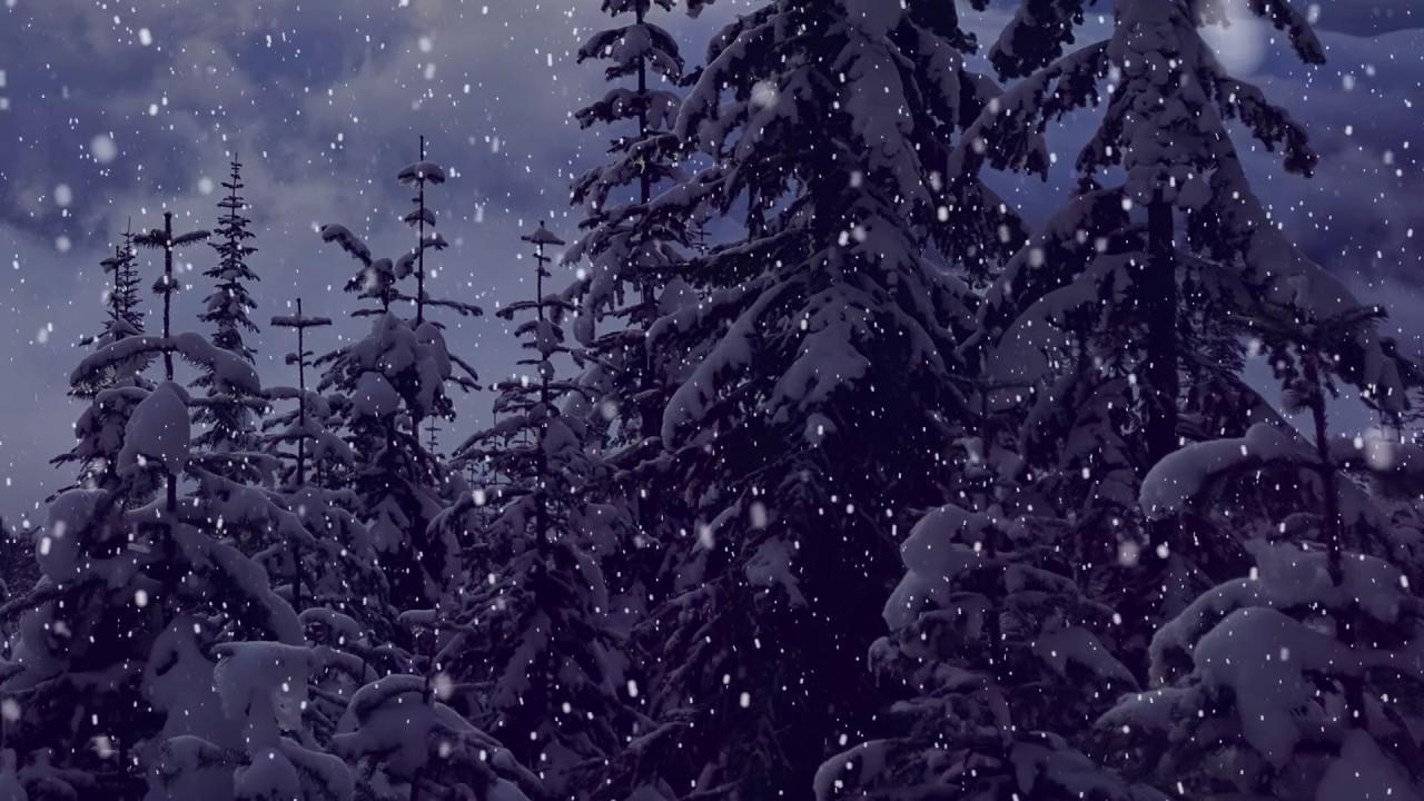 Winter Aesthetic Desktop Wallpaper Christmas Background
