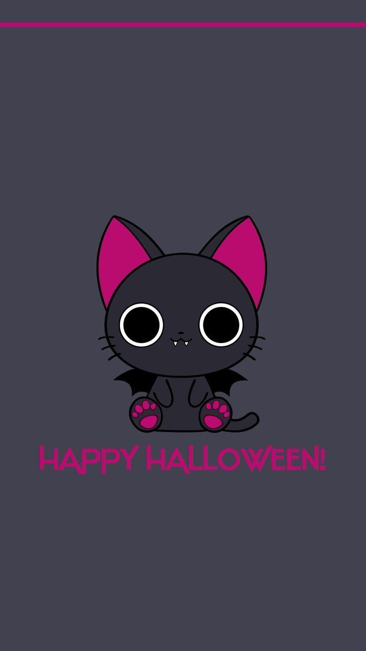 Kawaii Halloween Wallpapers