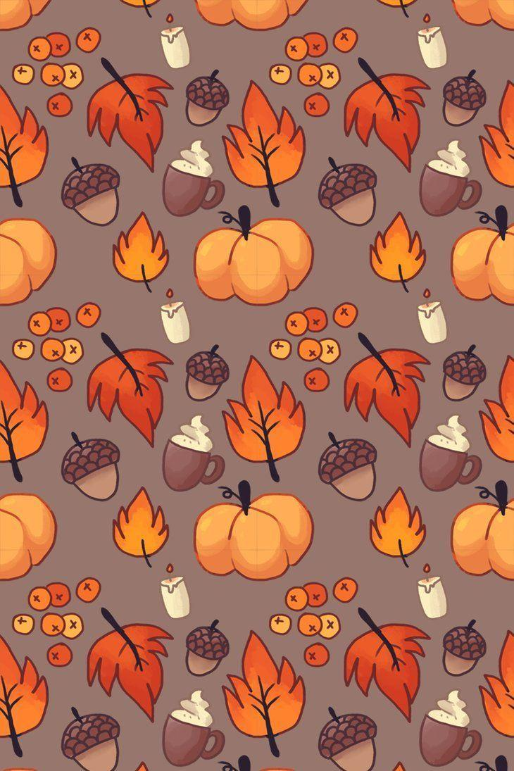 50+ Pumpkin Orange and Black Wallpapers