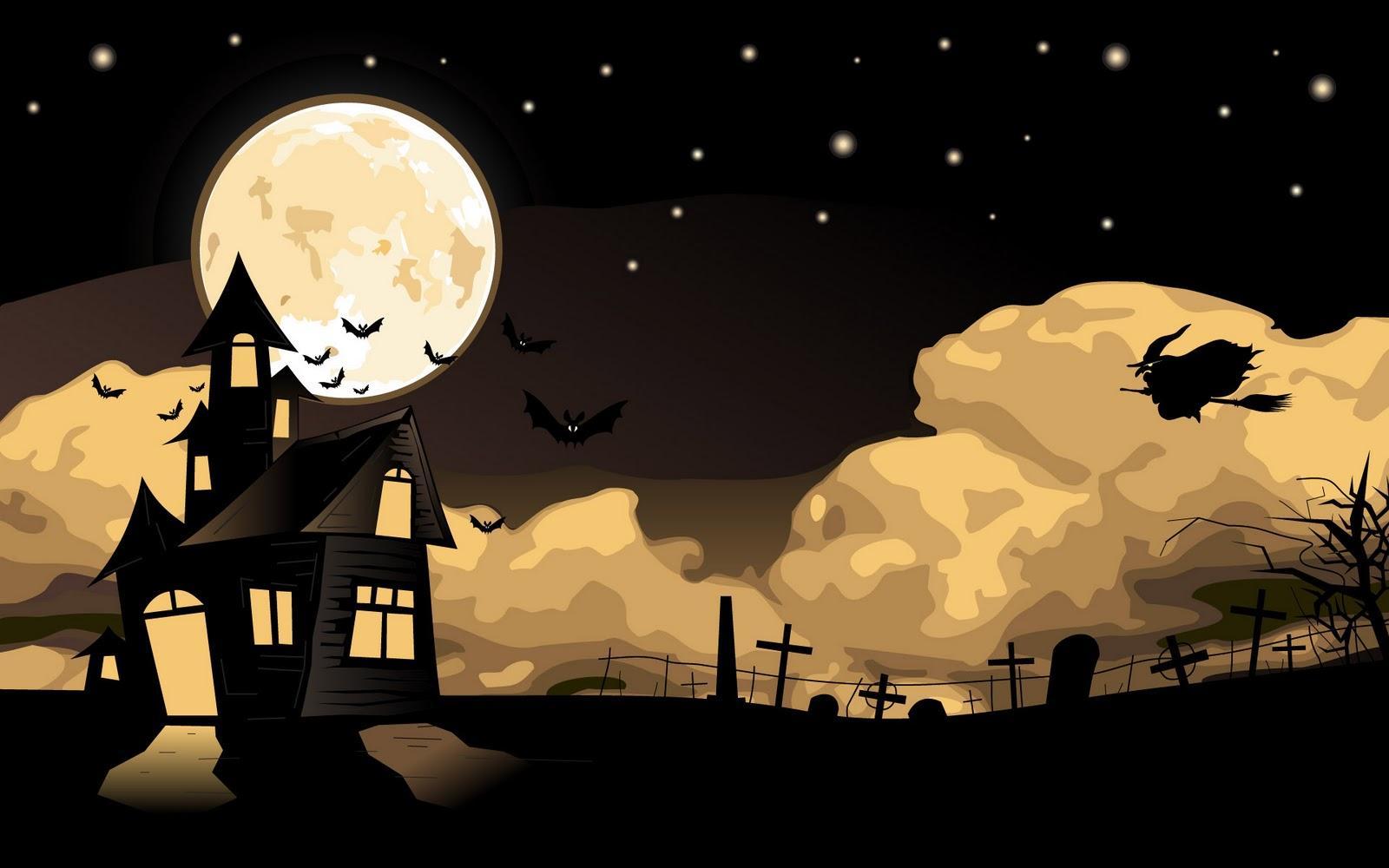 Animated Halloween Wallpapers