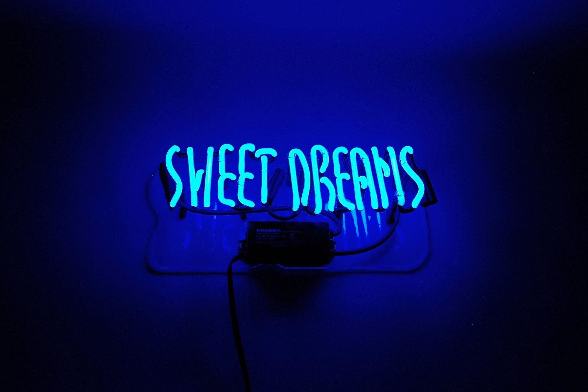 neon aesthetic lights desktop wallpapers
