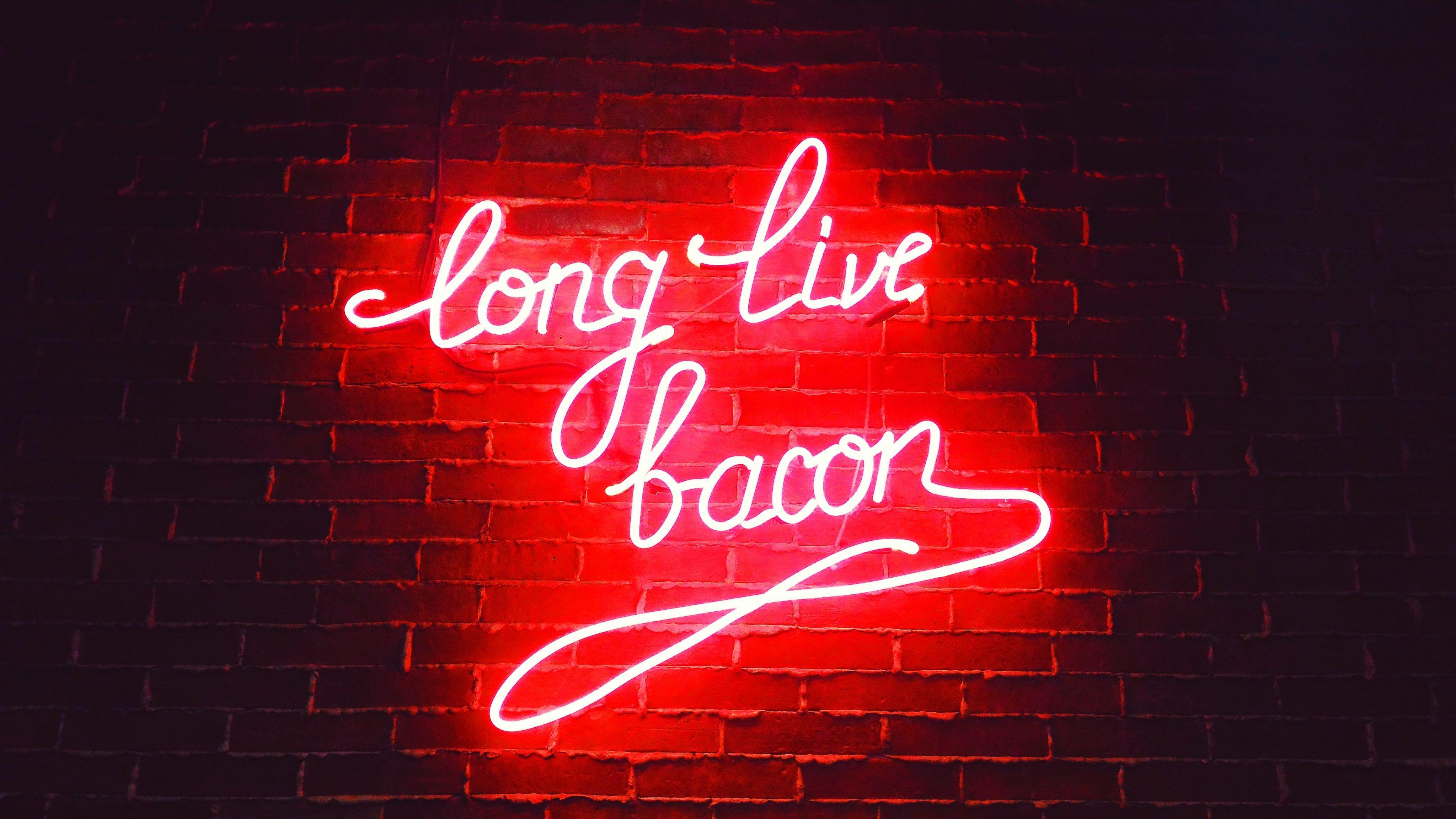 4k Neon Light Sign Wallpapers Wallpaper Cave