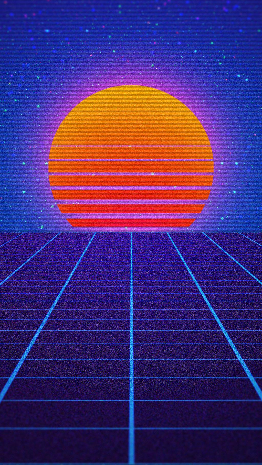 Neon Aesthetic Lights Phone Wallpapers - Wallpaper Cave