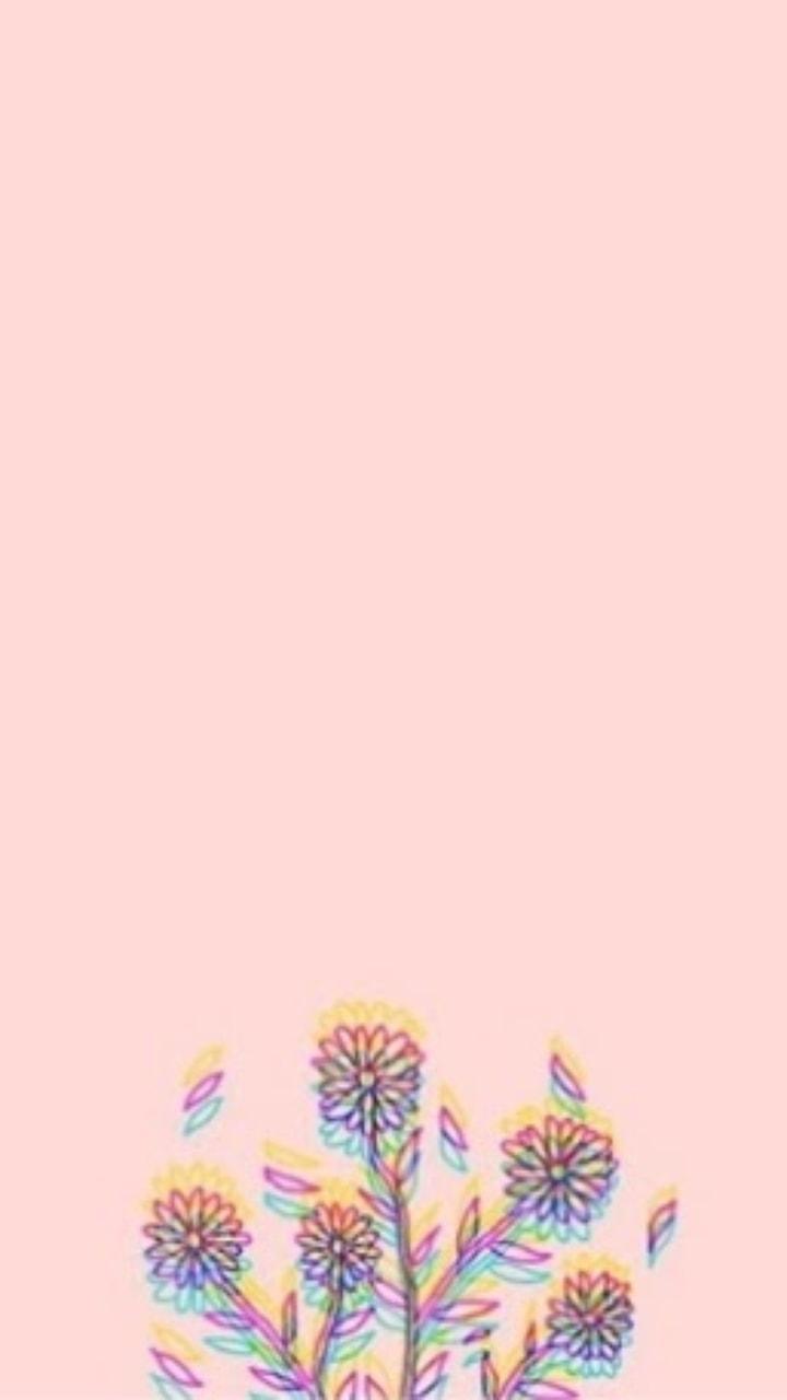 Aesthetic Flower Wallpapers Wallpaper Cave