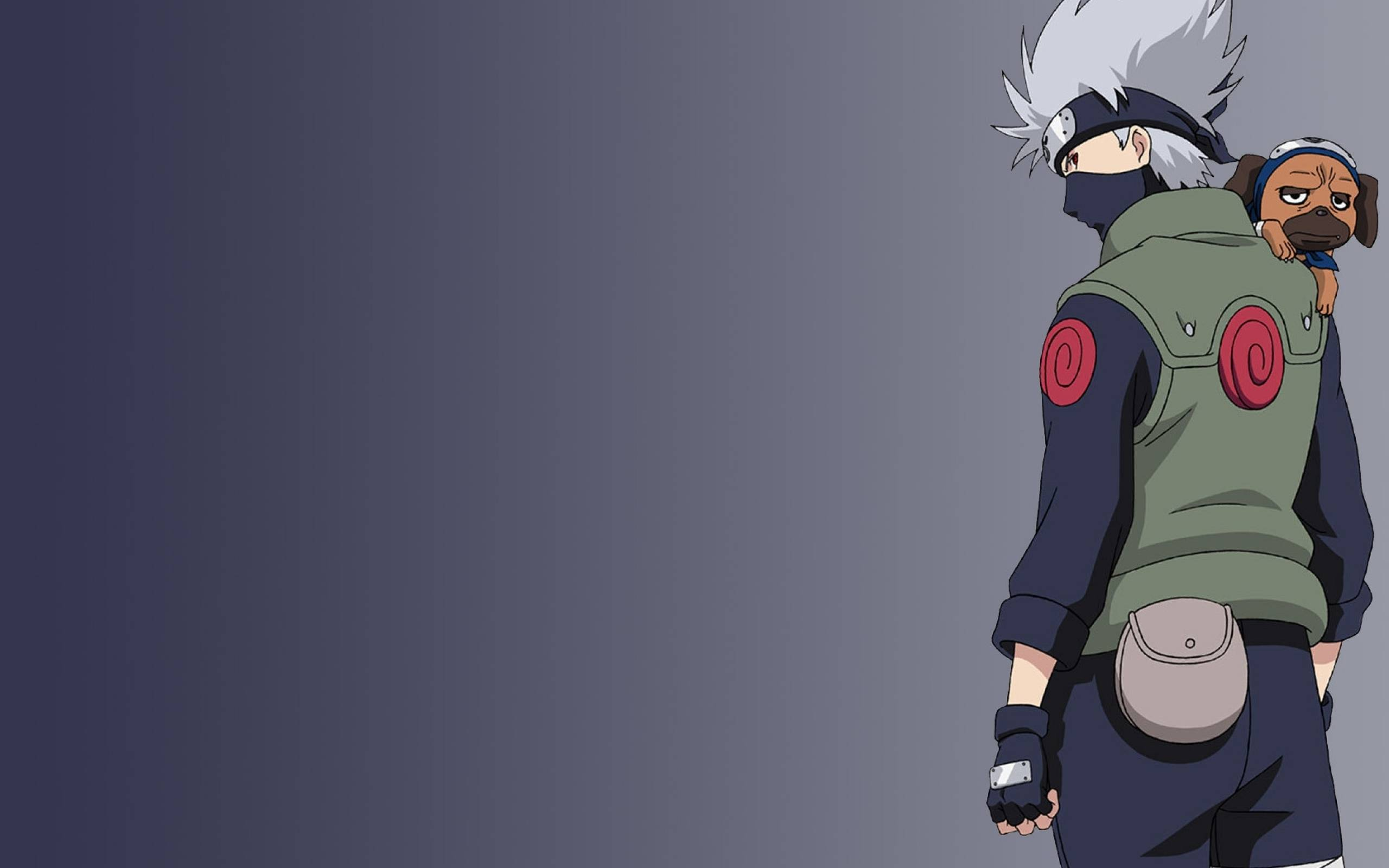 Anime Aesthetic Kakashi Desktop Wallpapers Wallpaper Cave