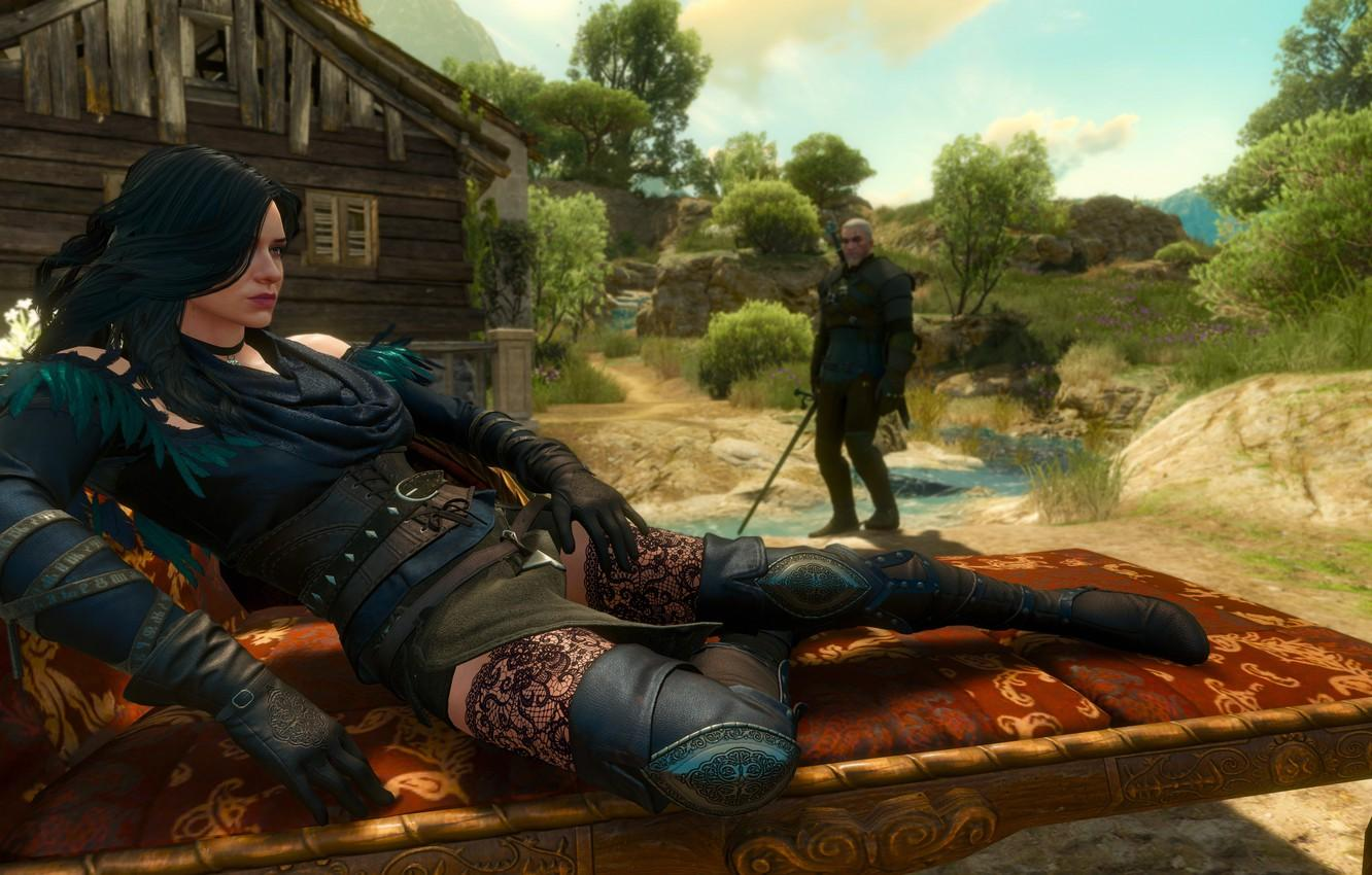 The Witcher 3 Wild Hunt Blood And Wine Toussaint Wallpapers