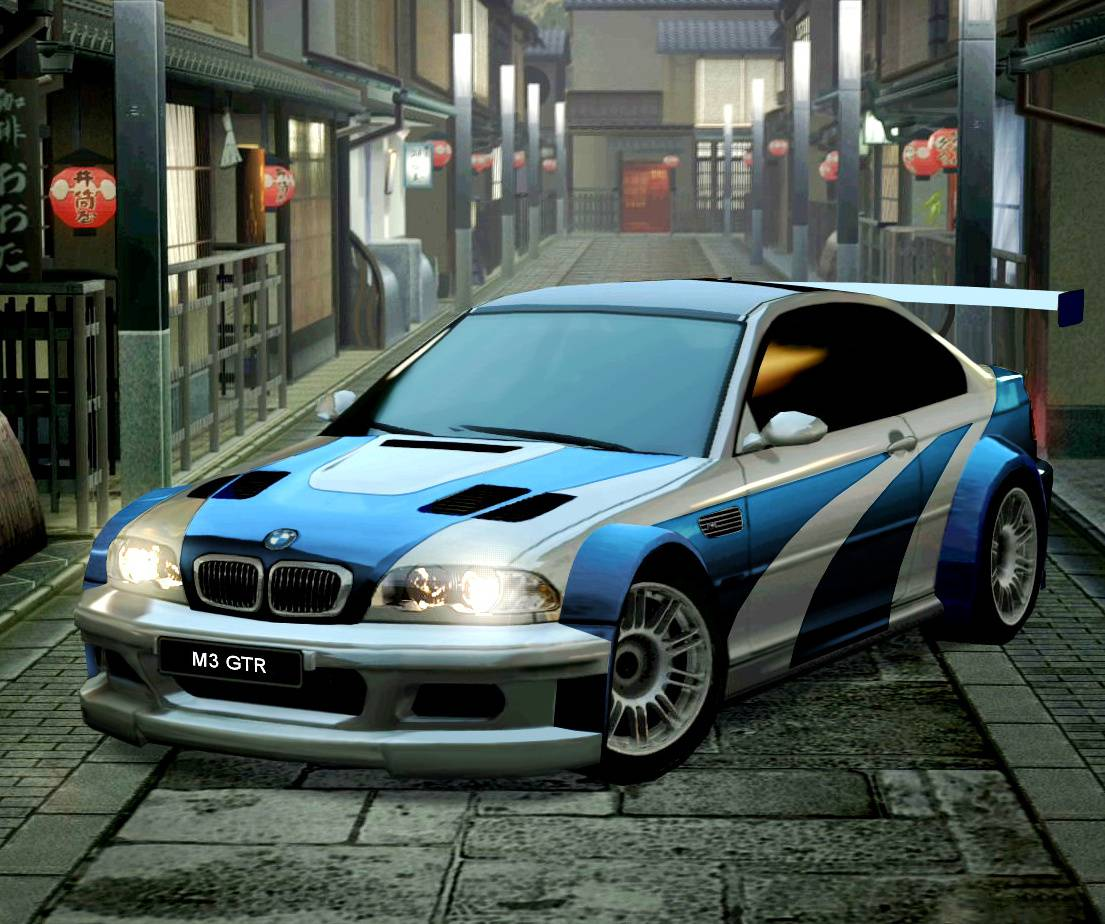 BMW M3 GTR Wallpapers