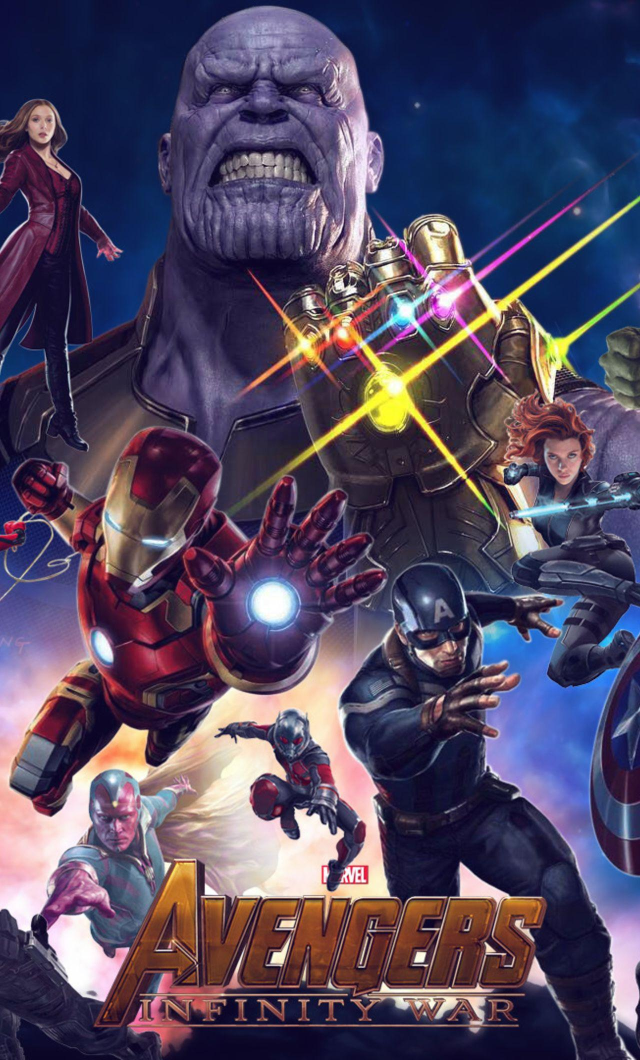 Avengers Full HD Android Wallpapers - Wallpaper Cave