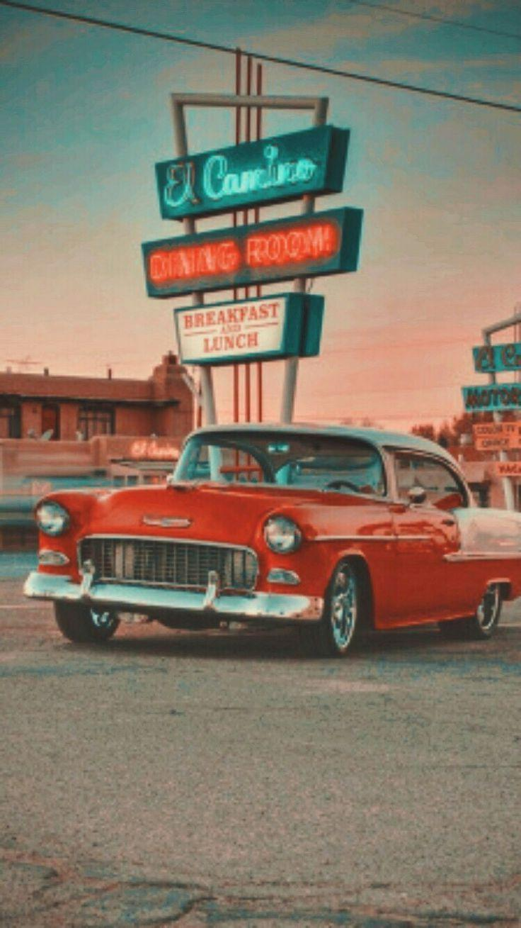 50s Vintage Aesthetic Wallpapers - Wallpaper Cave
