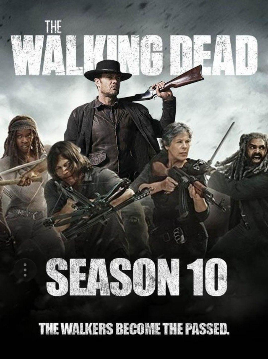 The Walking Dead Season 10 Wallpapers Wallpaper Cave